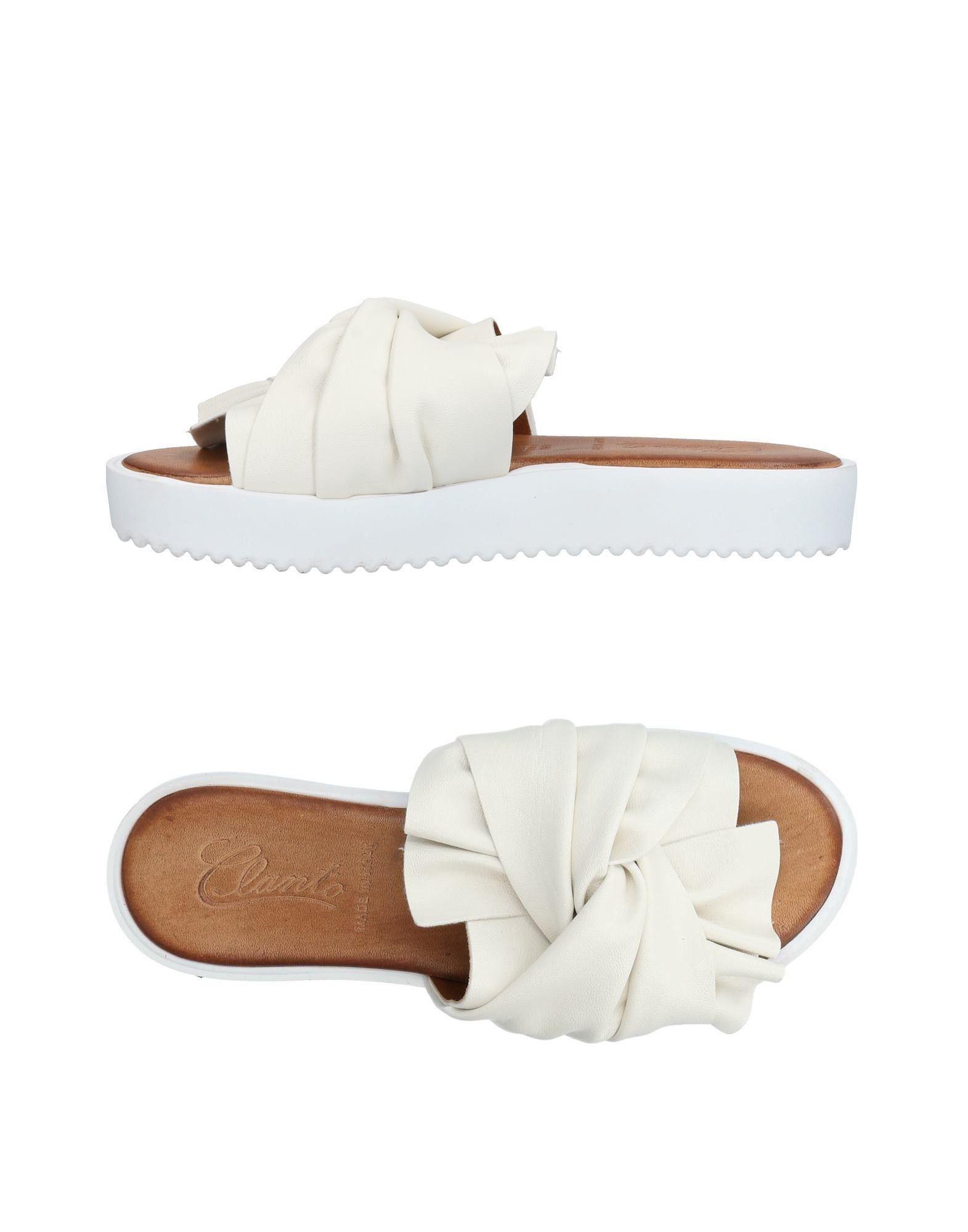 Haltbare Mode billige Schuhe Clanto Sandalen Damen  11448856RC Heiße Schuhe