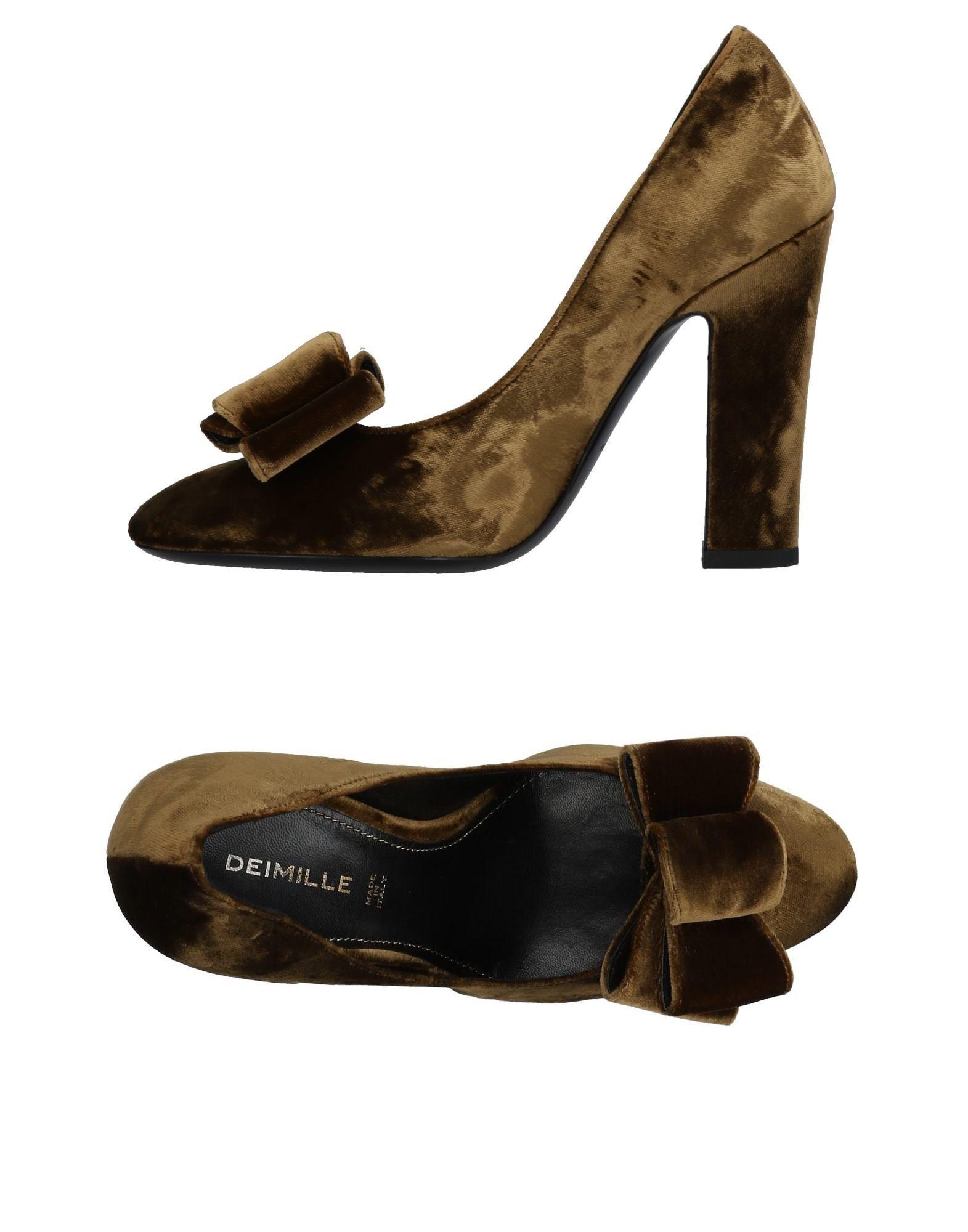 Deimille Pumps Damen  11448886BC Gute Qualität beliebte Schuhe