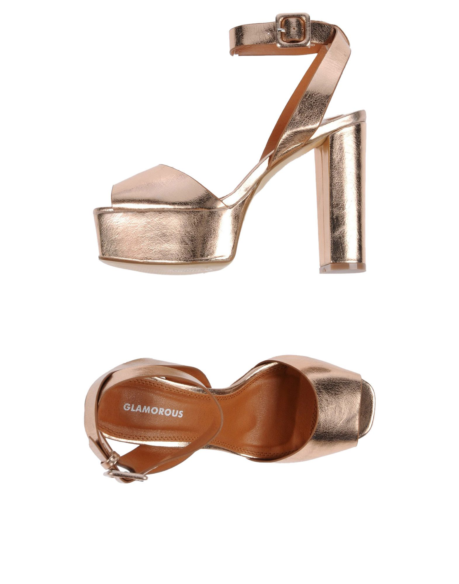 Sandales Glamorous Femme - Sandales Glamorous sur