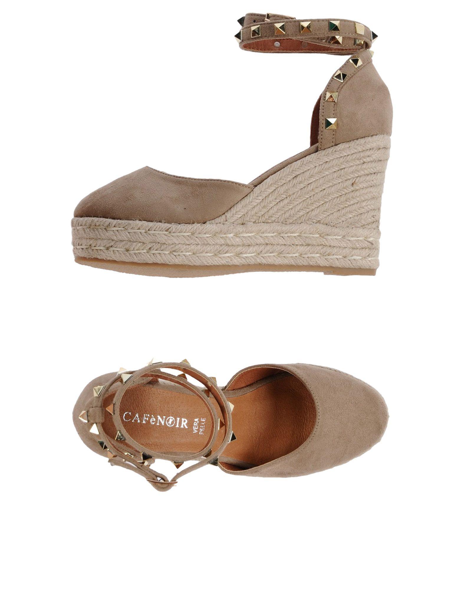 Moda Espadrillas Cafènoir Donna - - Donna 11448954DD c0e238