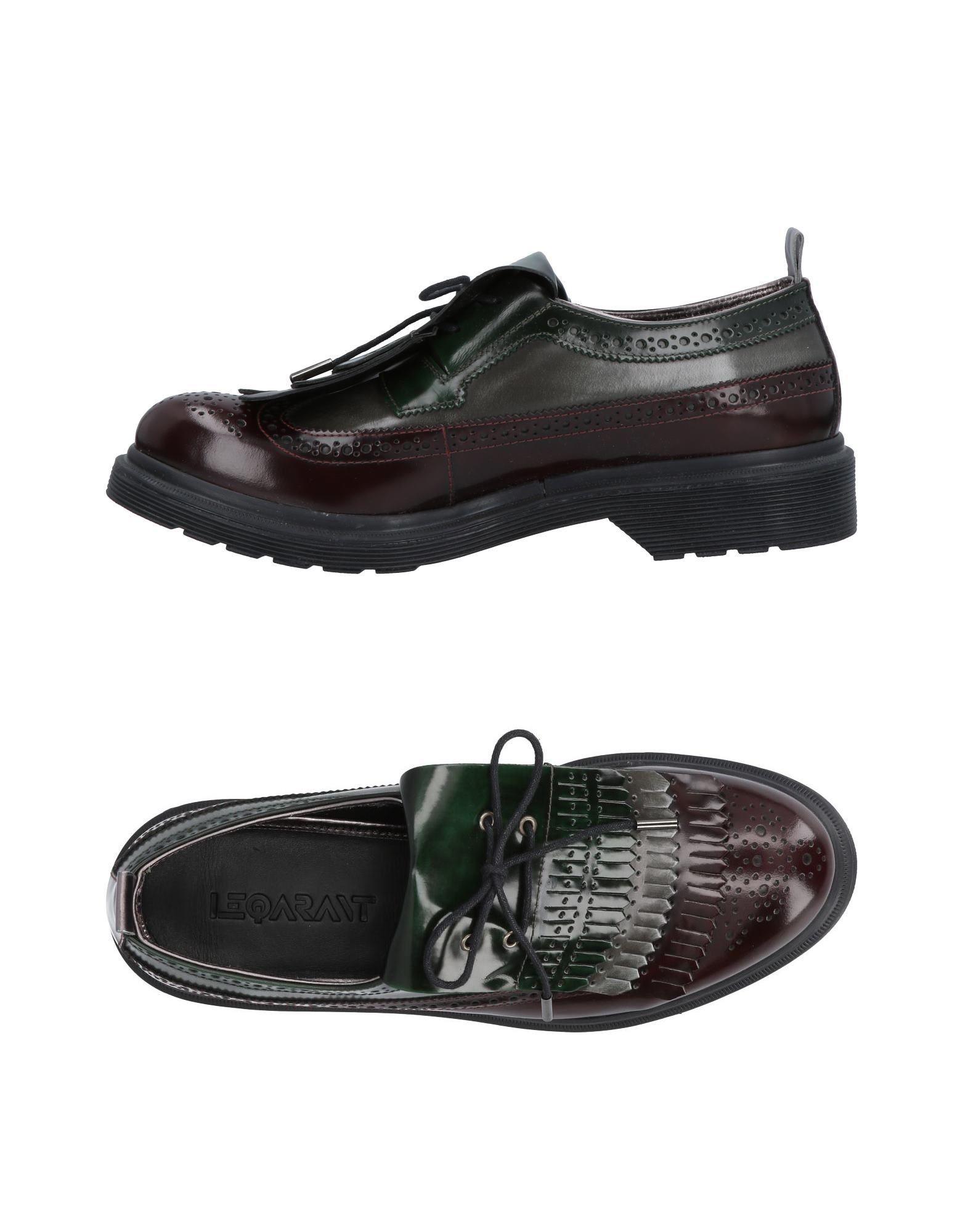 Chaussures - Chaussures À Lacets Le Qarant hWX4SL1