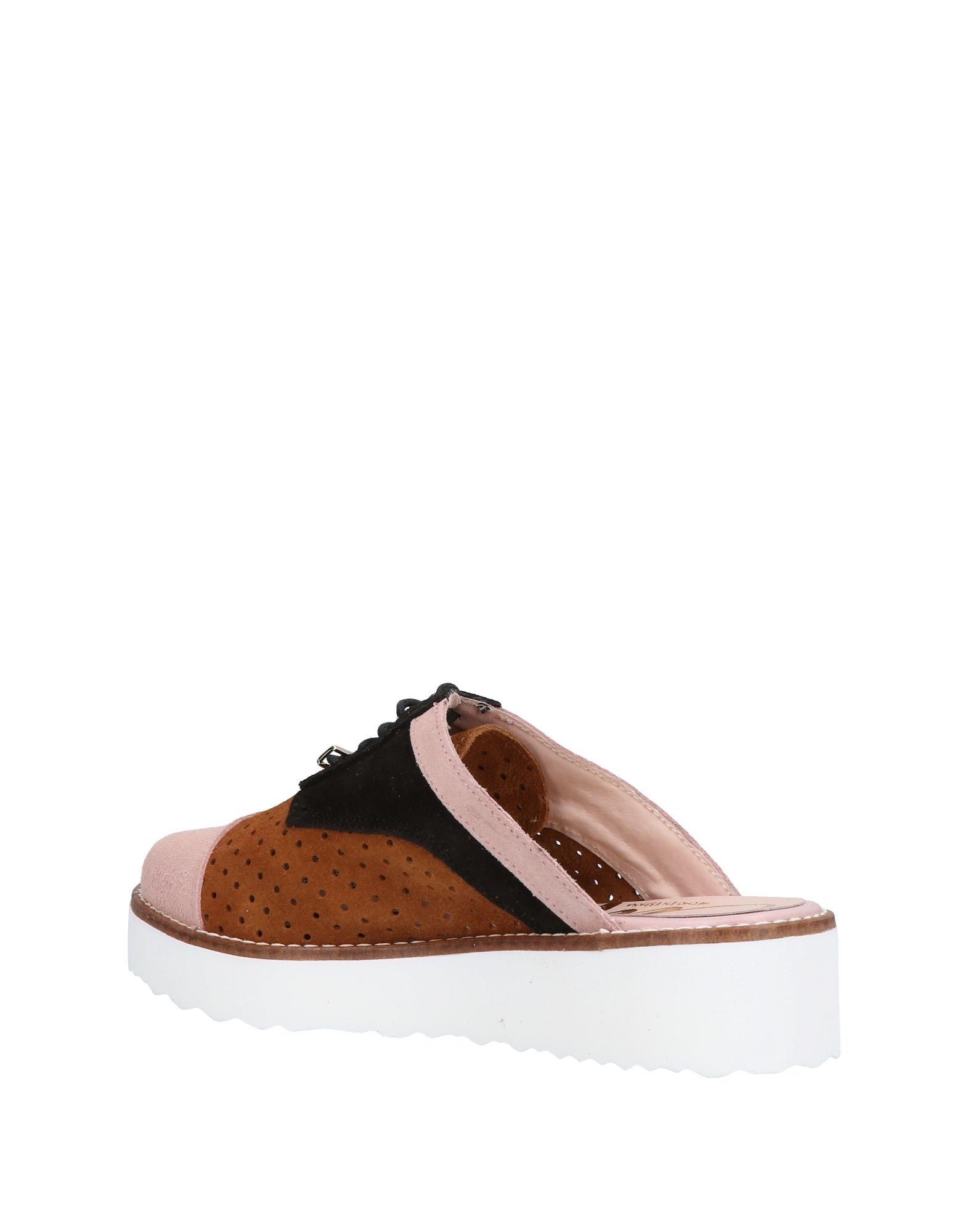Cuplé Pantoletten Damen  Schuhe 11448997OU Gute Qualität beliebte Schuhe  3b05d6