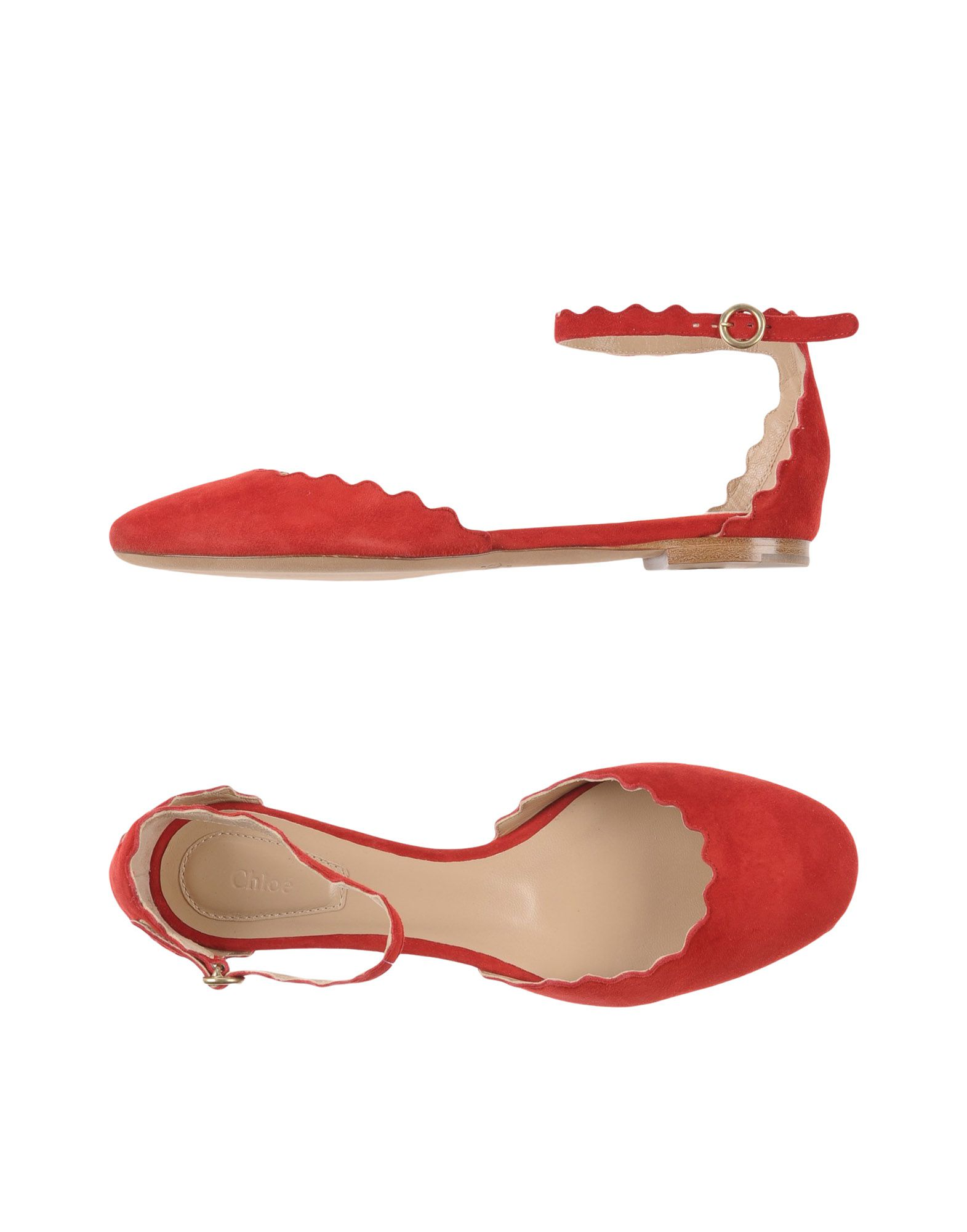 Rabatt Rabatt Rabatt Schuhe Chloé Ballerinas Damen  11449017OV c14da0