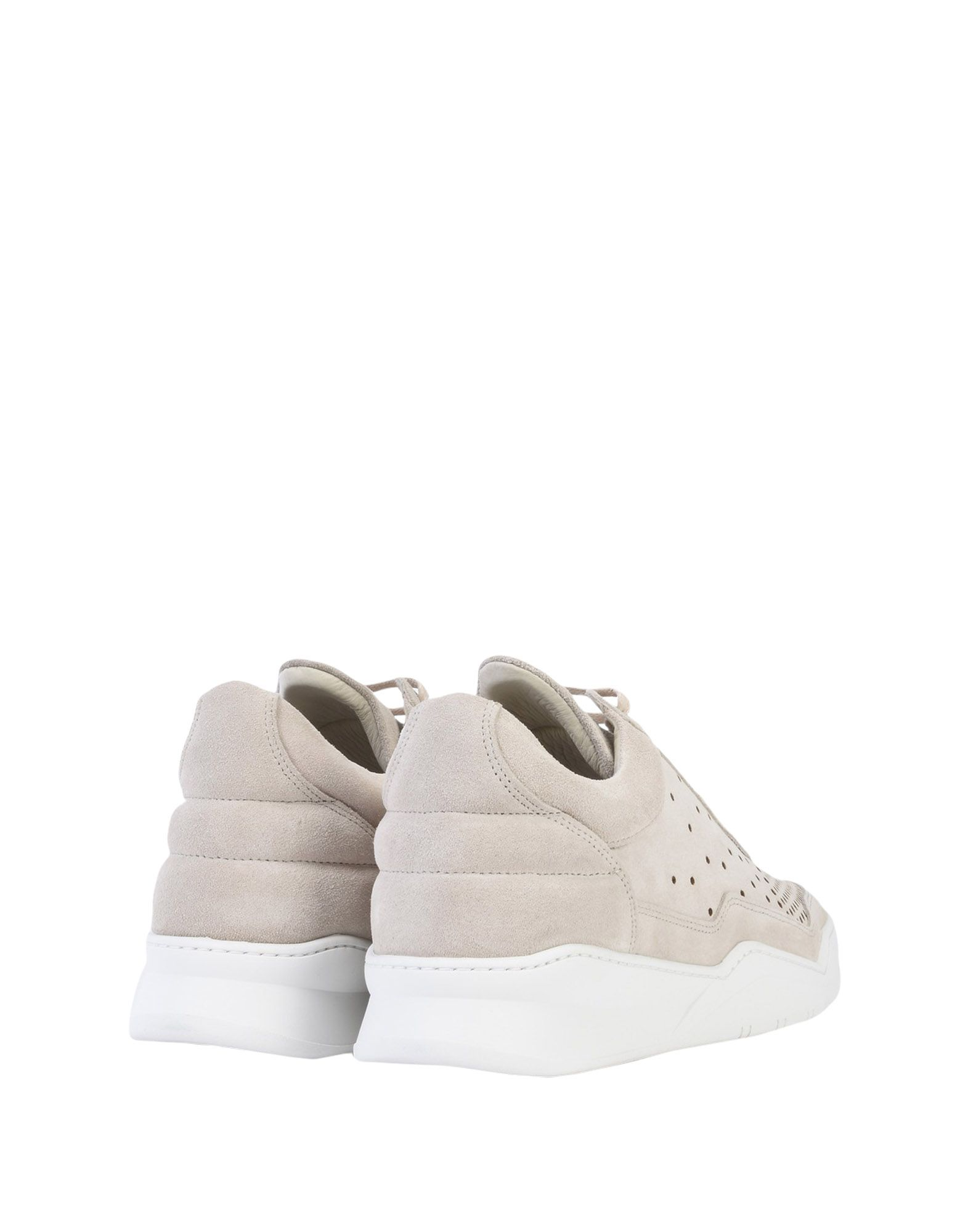 Filling Pieces Low Top Ghost Gradient Perforated Off White  11449040JH Gute Qualität beliebte Schuhe