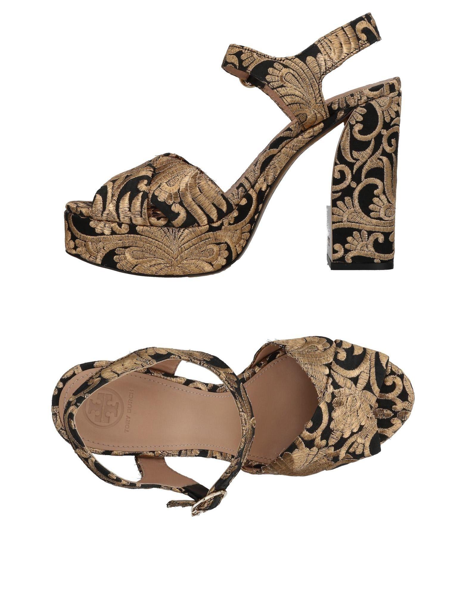 Tory Burch Sandalen Damen  11449055GJGut aussehende strapazierfähige Schuhe