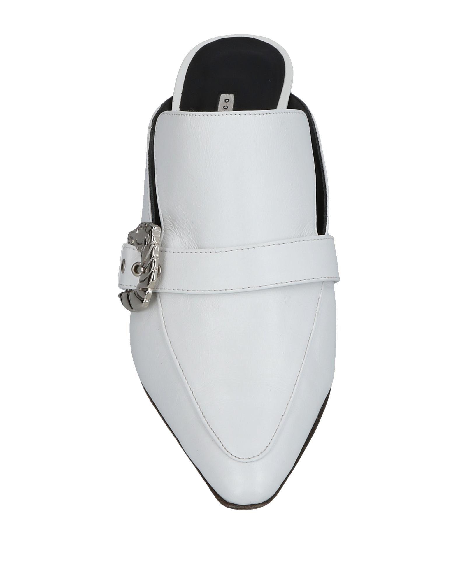 Stilvolle billige  Schuhe Dorateymur Pantoletten Damen  billige 11449090NF a627a3