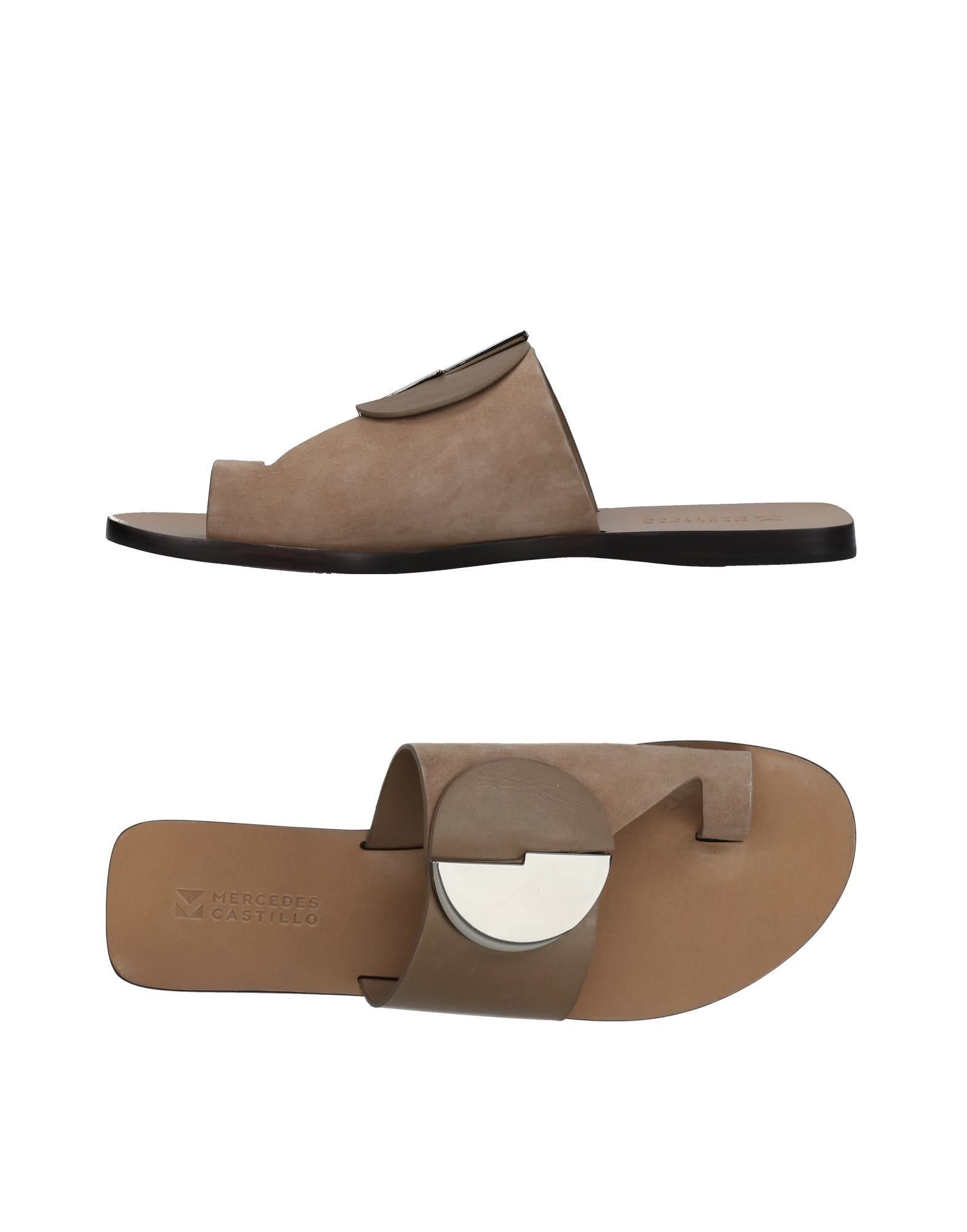 Stilvolle billige Schuhe  Mercedes Castillo Dianetten Damen  Schuhe 11449135LG 0165c2