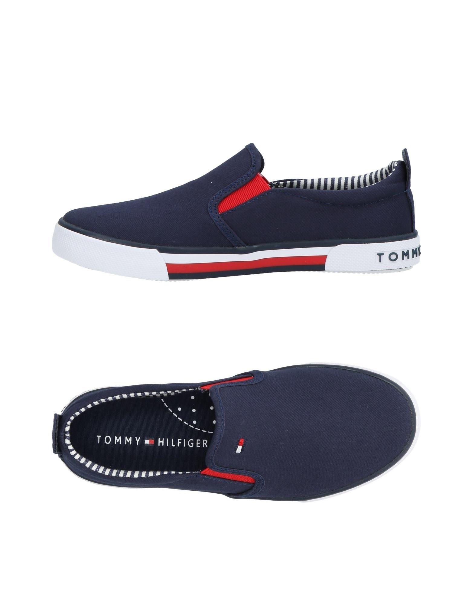 buy online cb9cb 4f31f TOMMY HILFIGER Sneakers - Footwear   YOOX.COM