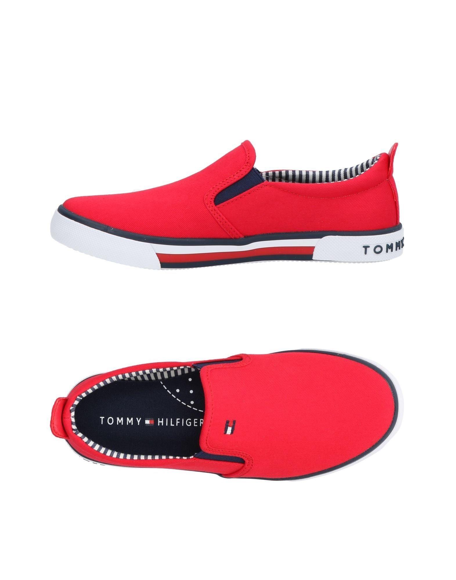 buy online 7027b 9c791 TOMMY HILFIGER Sneakers - Footwear   YOOX.COM