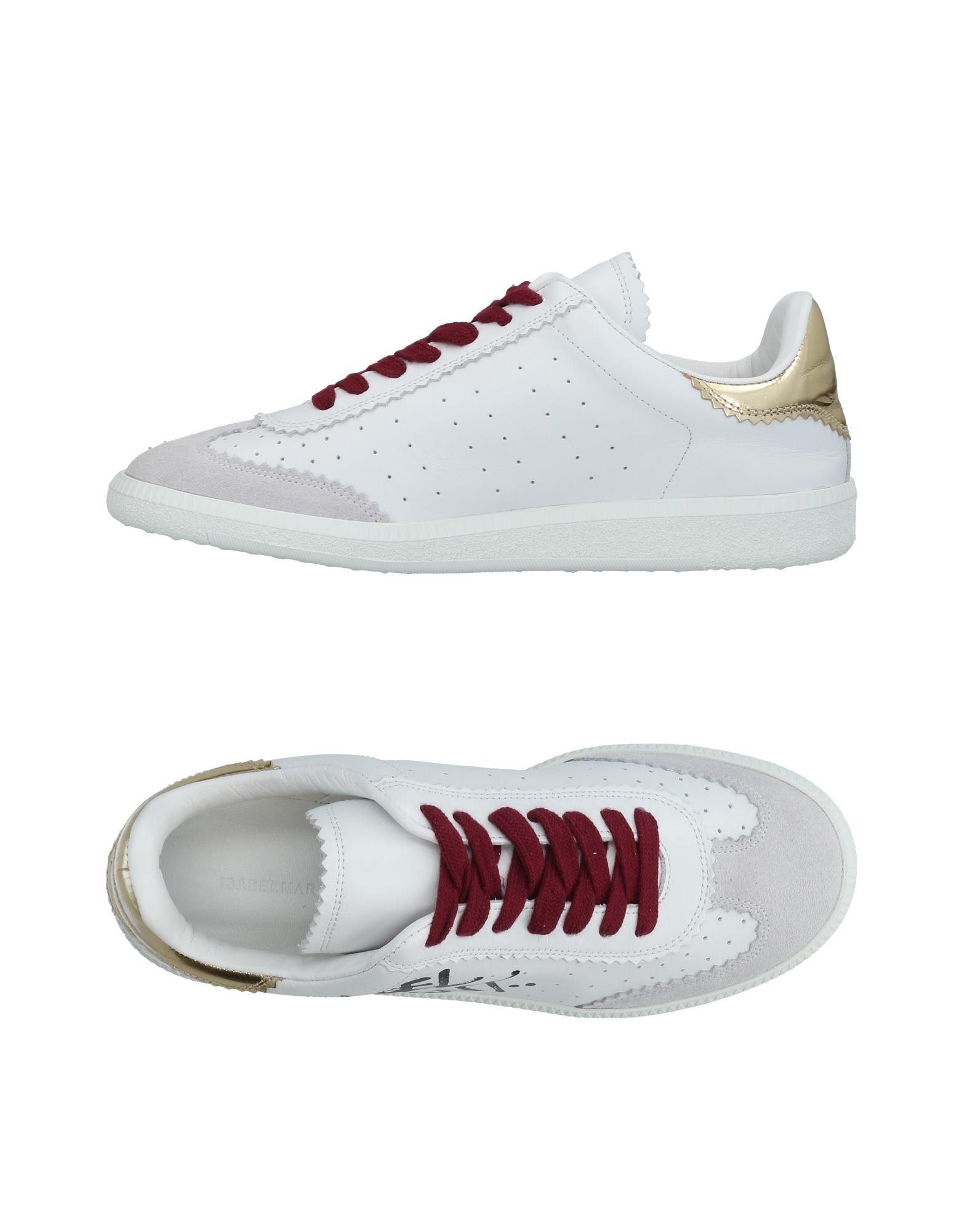 Rabatt Schuhe Isabel Marant Sneakers Damen  11449194TC