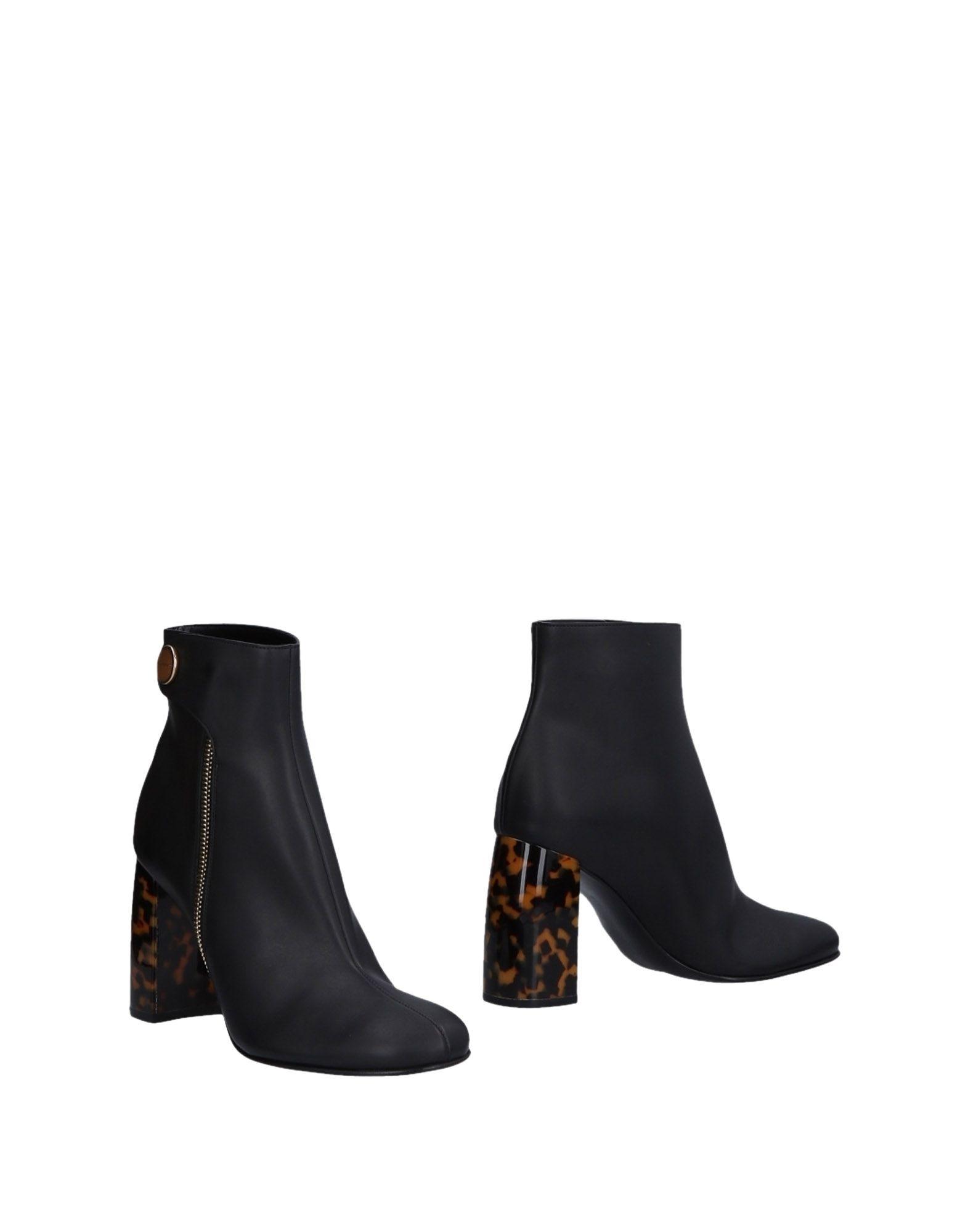 Stella Mccartney Stiefelette aussehende Damen  11449197LOGünstige gut aussehende Stiefelette Schuhe acbe1a