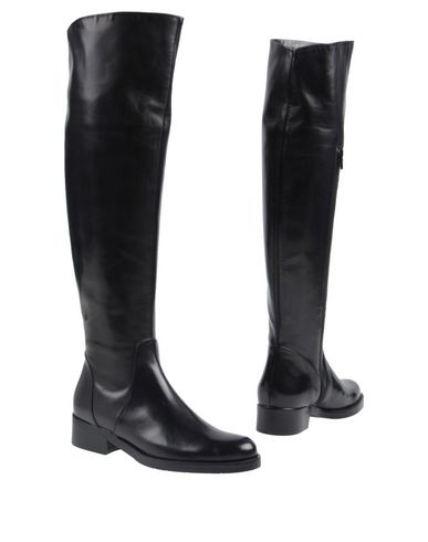 Los últimos zapatos de hombre hombre hombre y mujer Bota Spaziomoda Mujer - Botas Spaziomoda - 11449202WN Negro d5f133