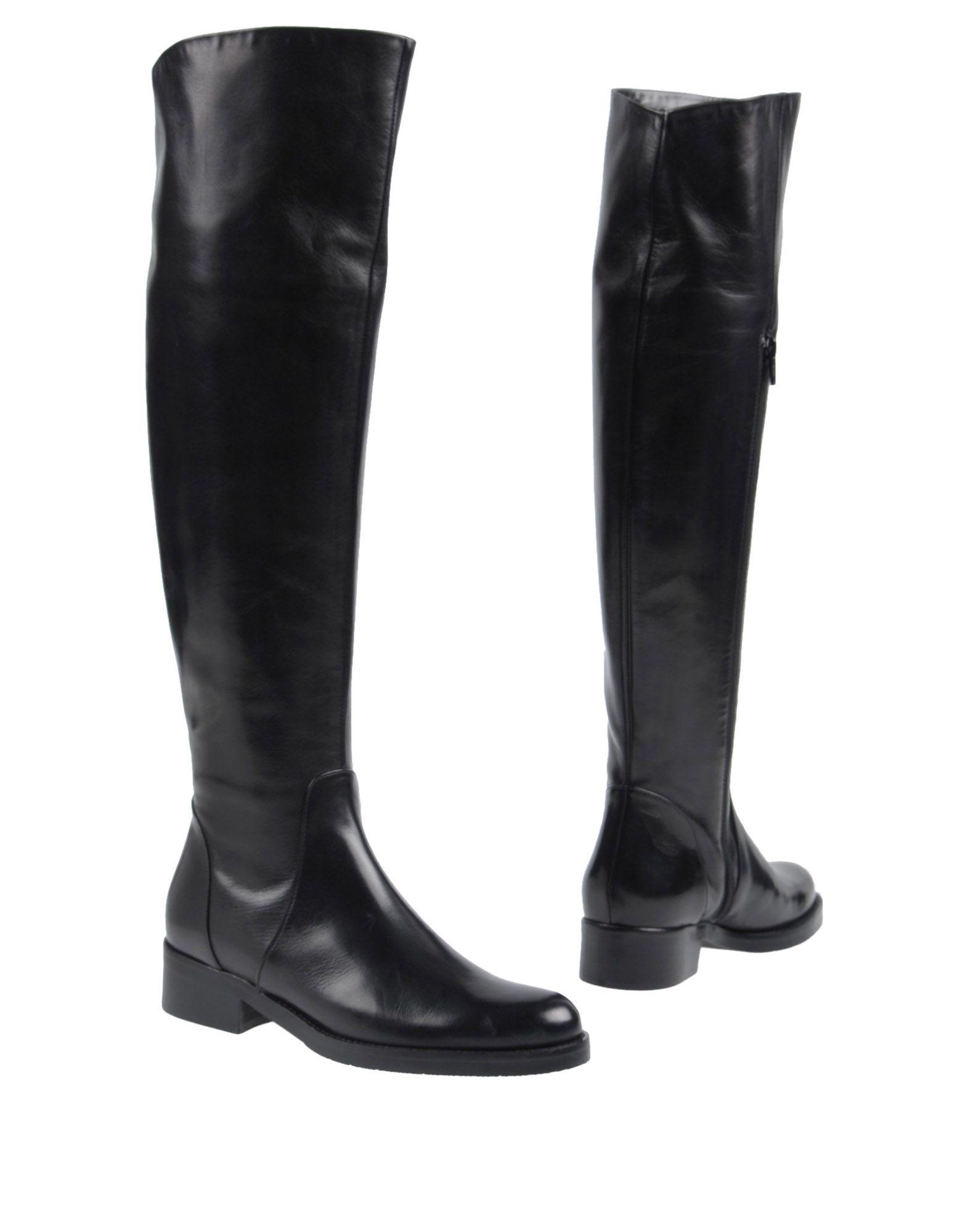 Spaziomoda Spaziomoda Spaziomoda Stiefel Damen  11449202WN Heiße Schuhe 28996a