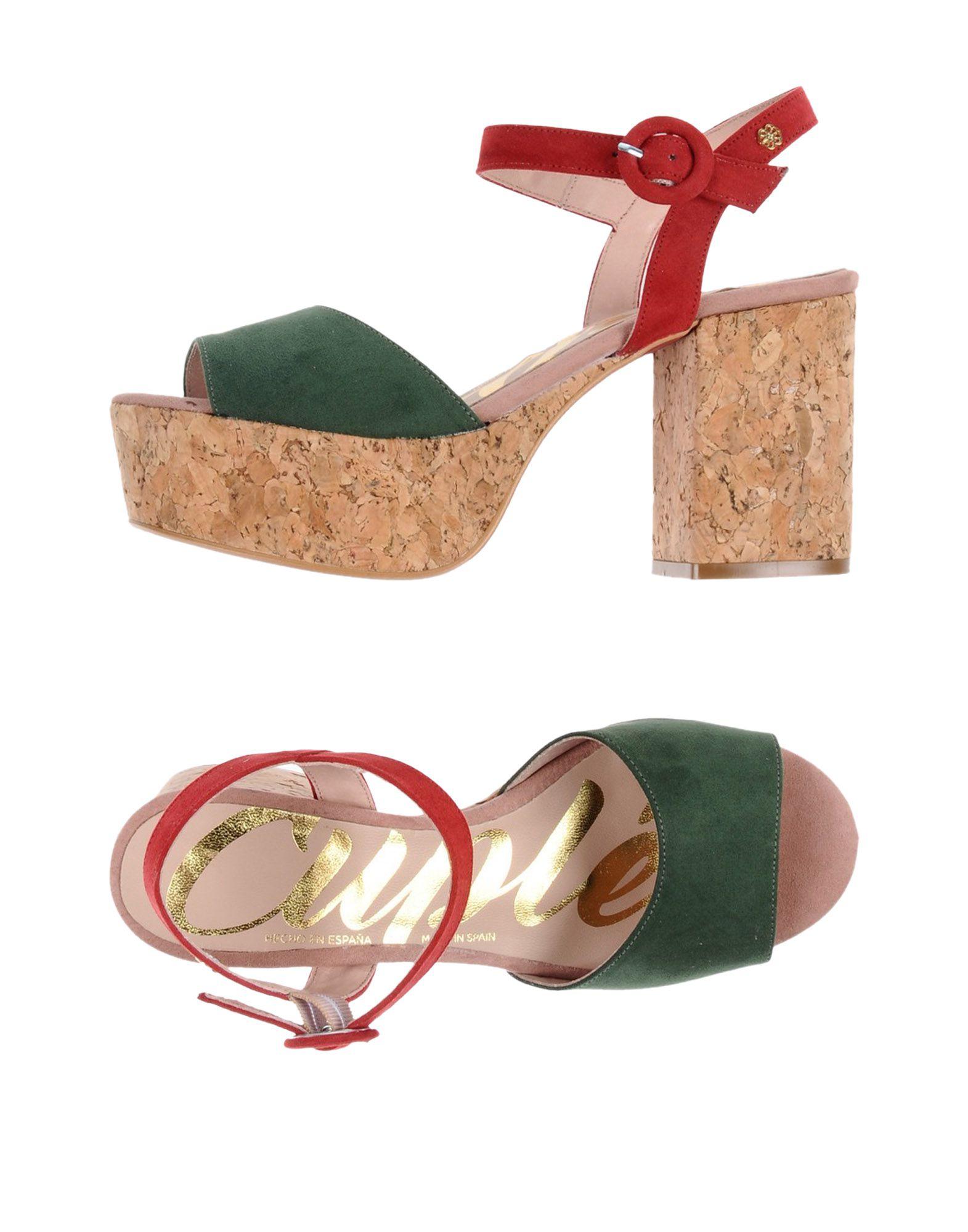 Cuplé Sandalen Damen  11449283IK Gute Qualität beliebte Schuhe