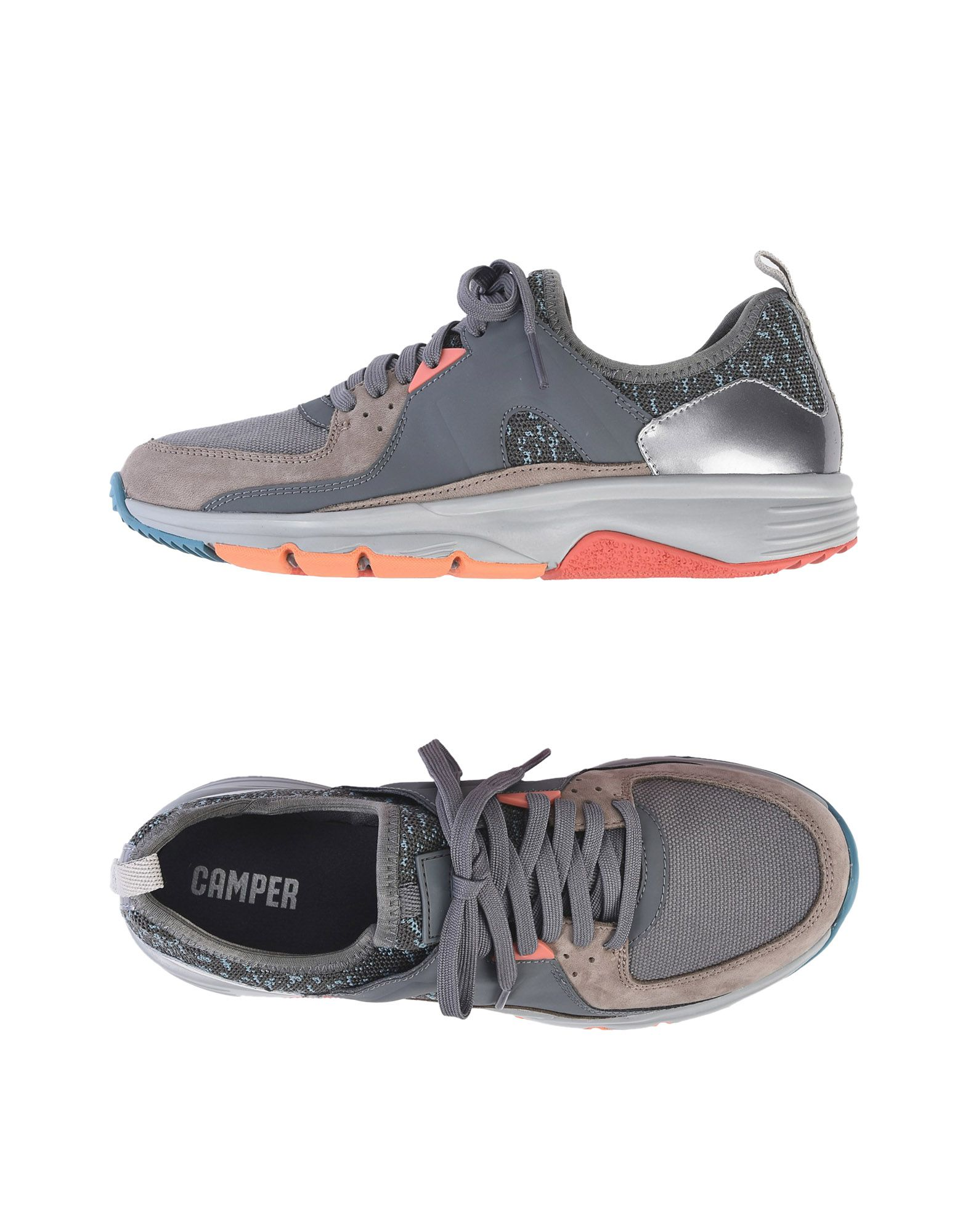 Zapatillas Camper Drift - Mujer - Zapatillas Camper  Gris Gris  ebbe74