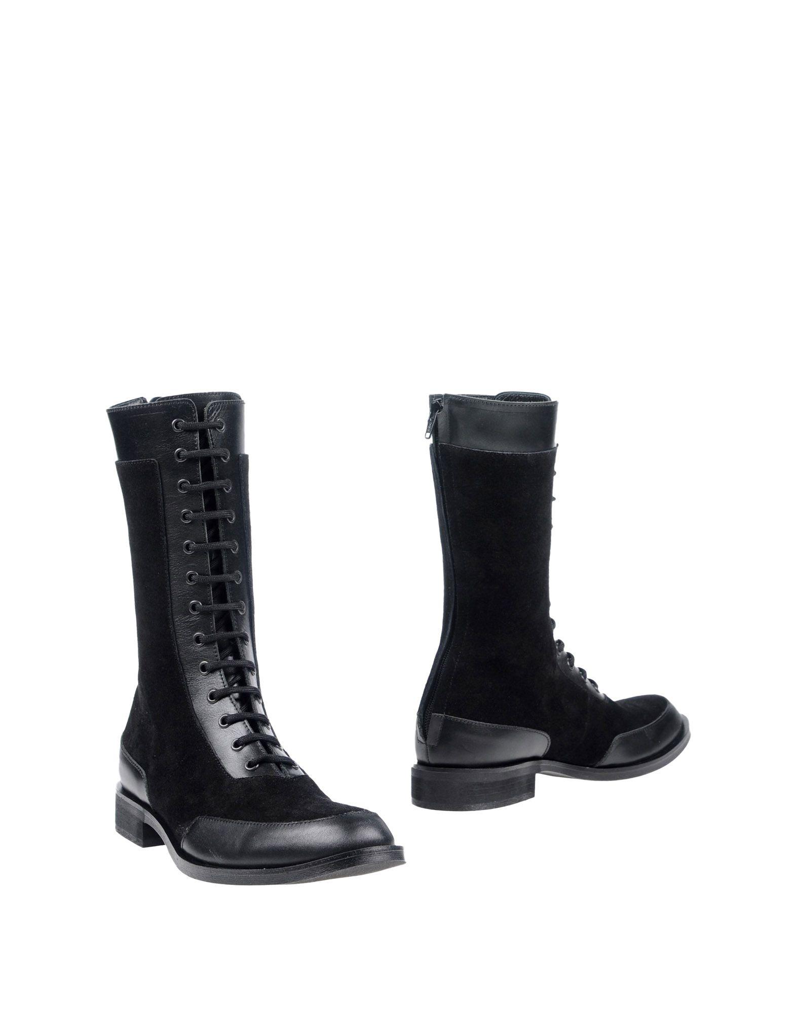 Yohji 11449310NRGünstige Yamamoto Stiefel Damen  11449310NRGünstige Yohji gut aussehende Schuhe bdec0a