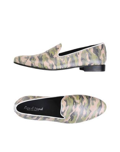 nouveau style 71acd edb99 LUCA DI NAPOLI Mocassins - Chaussures | YOOX.COM