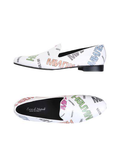 Zapatos con descuento Mocasín Luca Di Luca Napoli Hombre - Mocasines Luca Di Di Napoli - 11449329XN Blanco 5c0c92