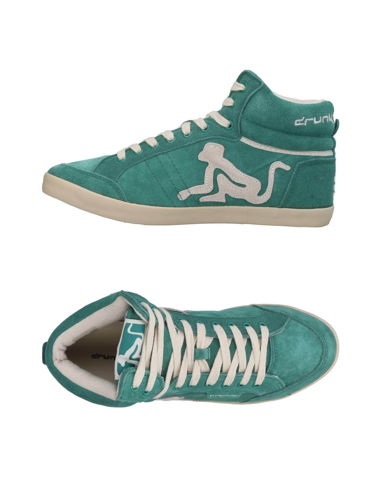 Rabatt echte Schuhe Drunknmunky Sneakers Herren  11449336XJ