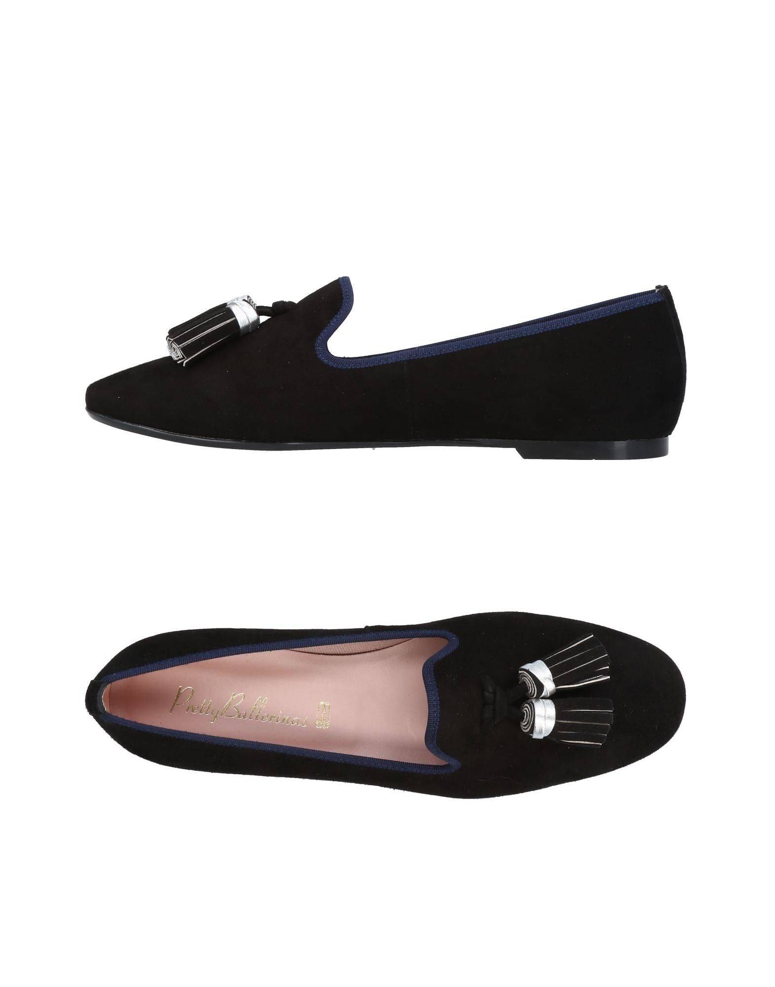 Stilvolle billige Schuhe Pretty Ballerinas Mokassins Damen  11449338GI