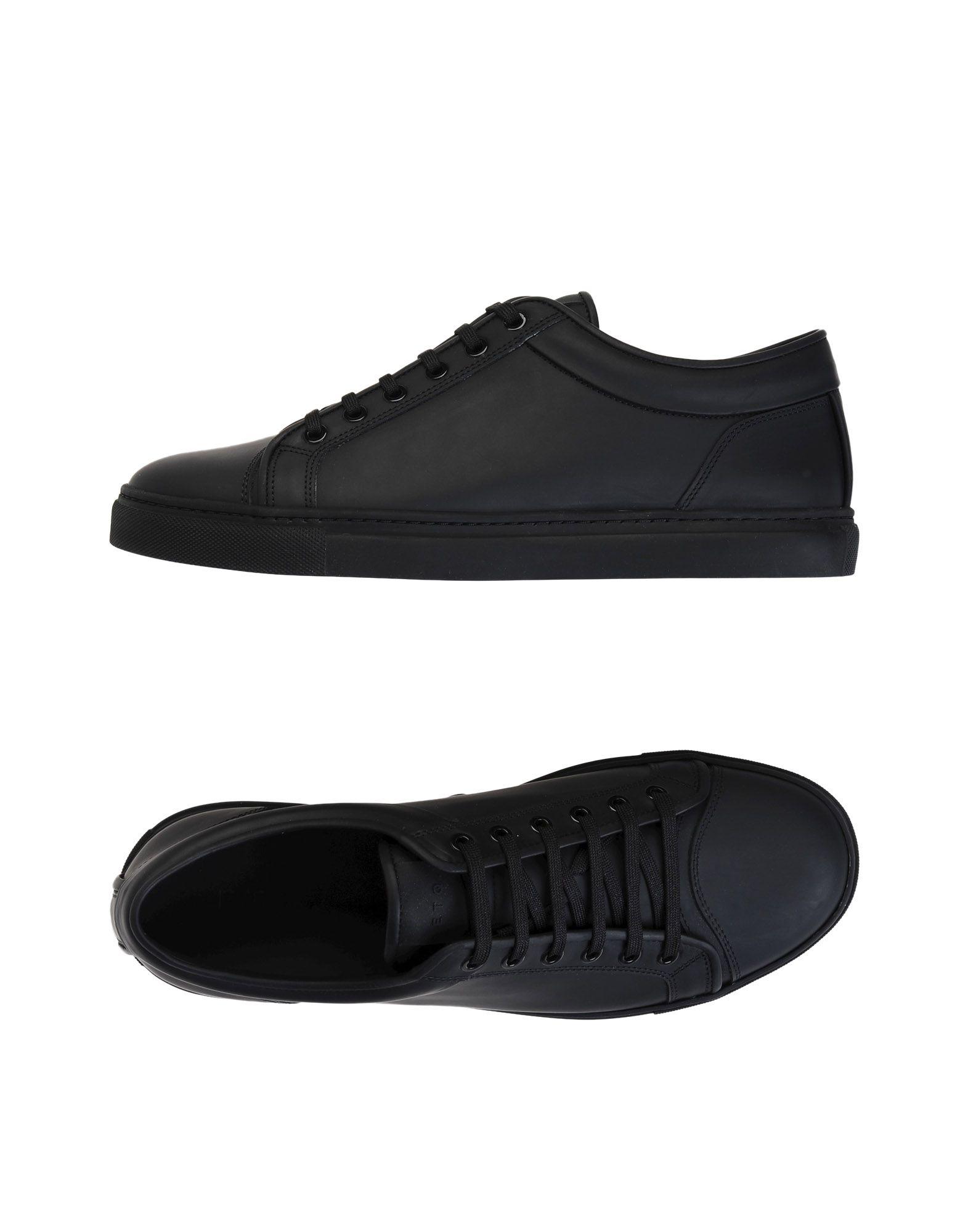Etq 11449473FC Amsterdam Flat Black  11449473FC Etq Gute Qualität beliebte Schuhe 2b5dc5