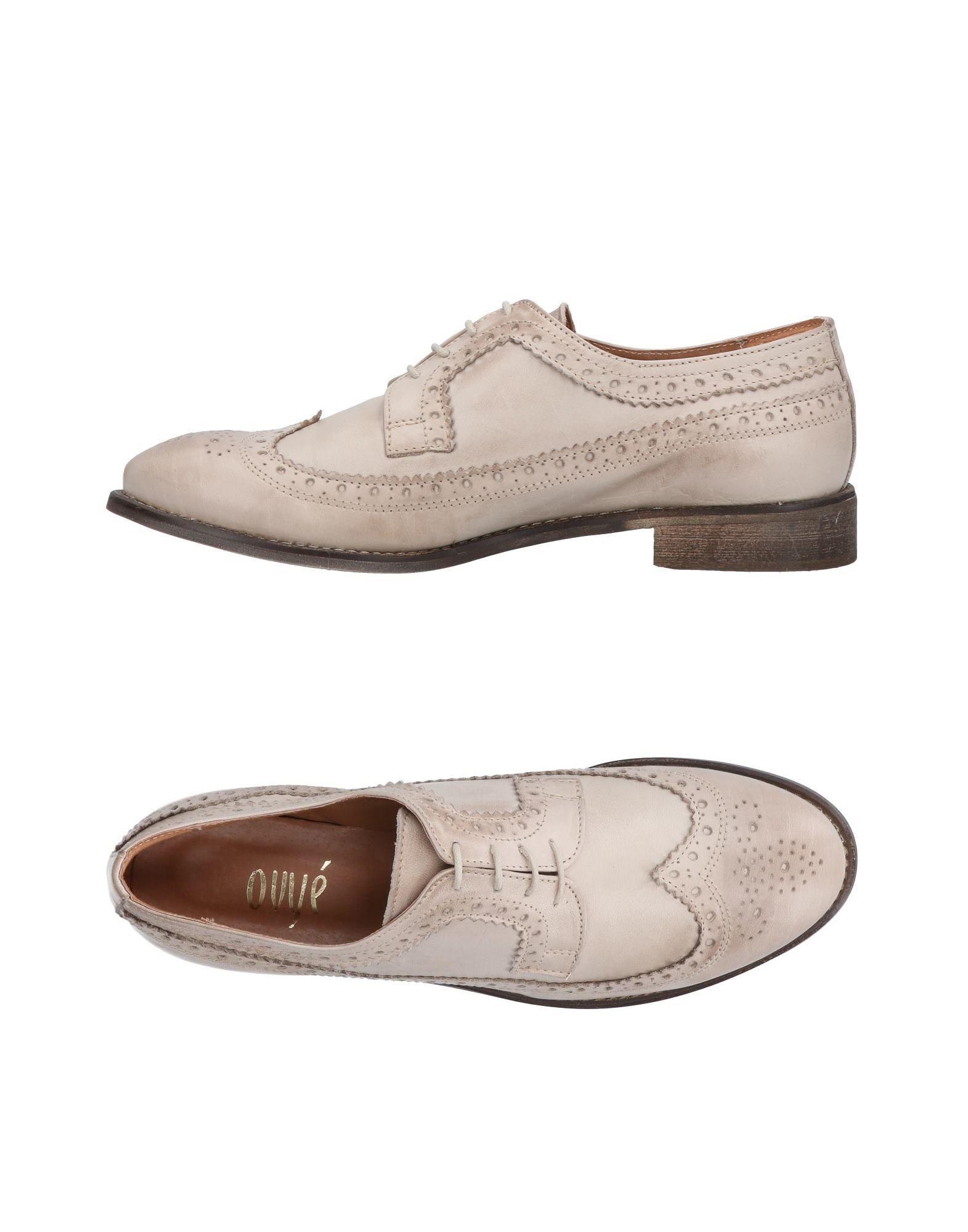 Chaussures - Chaussures À Lacets Ovye Par Cristina Lucchi 9QHR6rbo