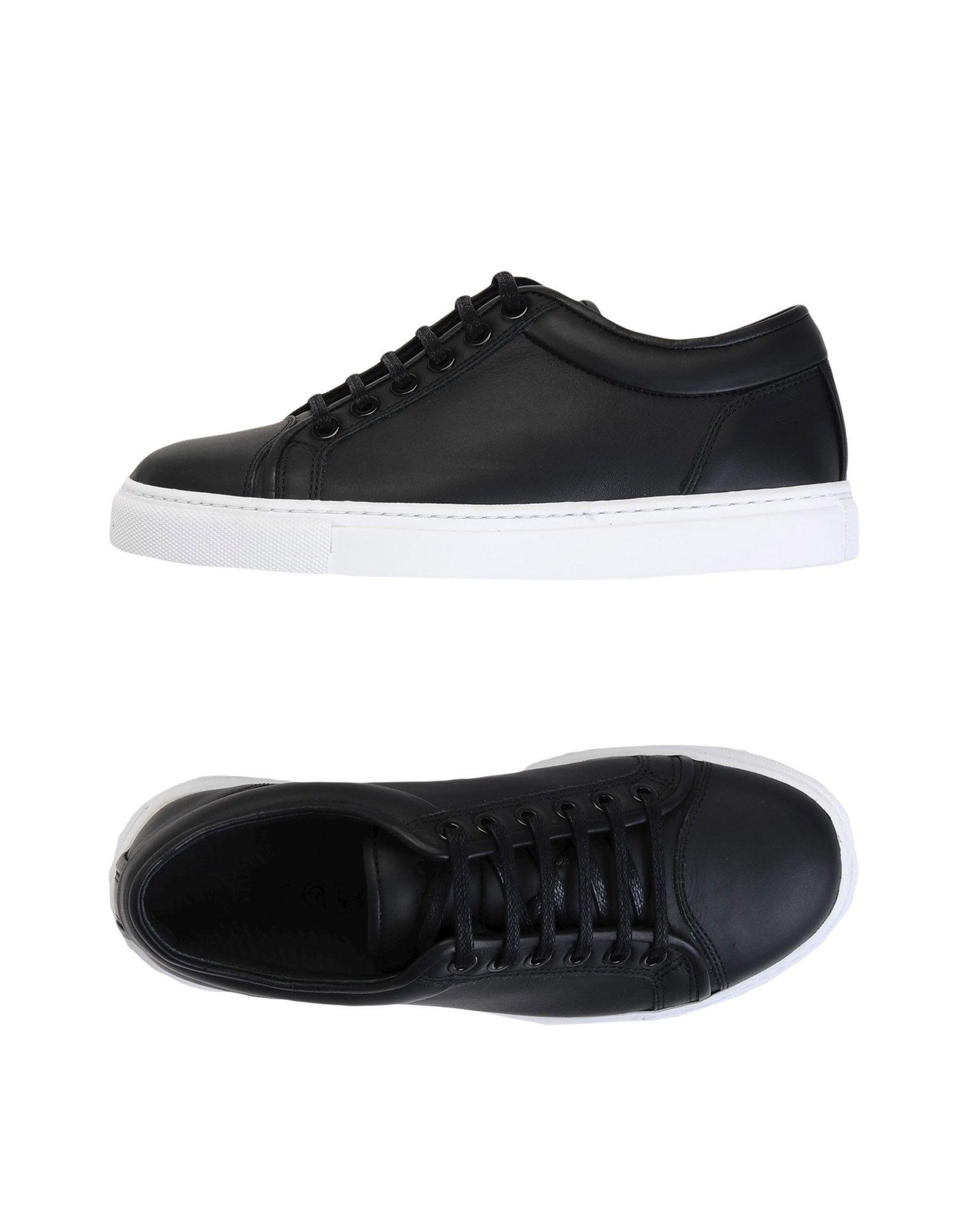 Stilvolle billige Schuhe Etq Amsterdam Flat White  11449504EA