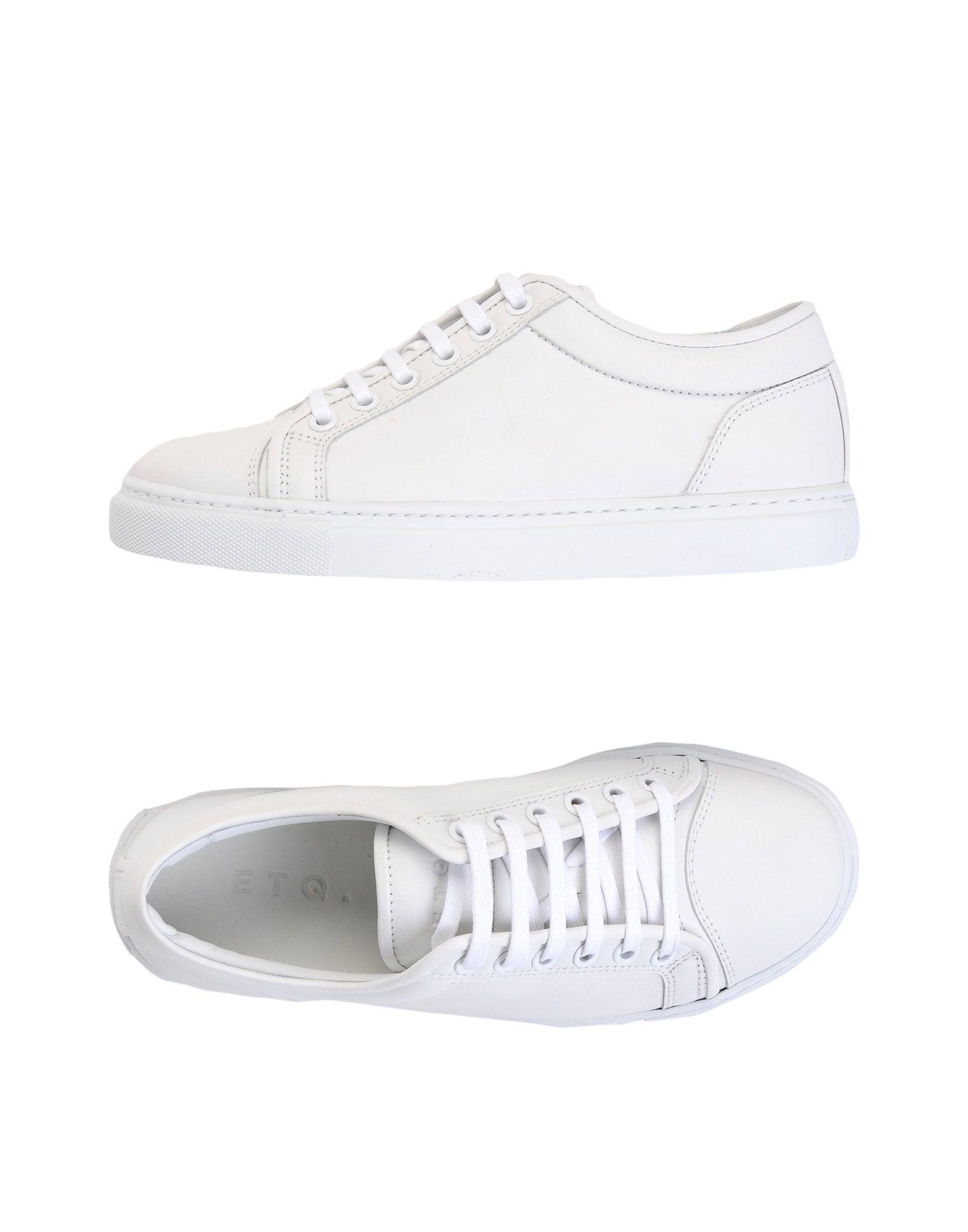 Etq Amsterdam Flat White  11449504UL Neue Schuhe