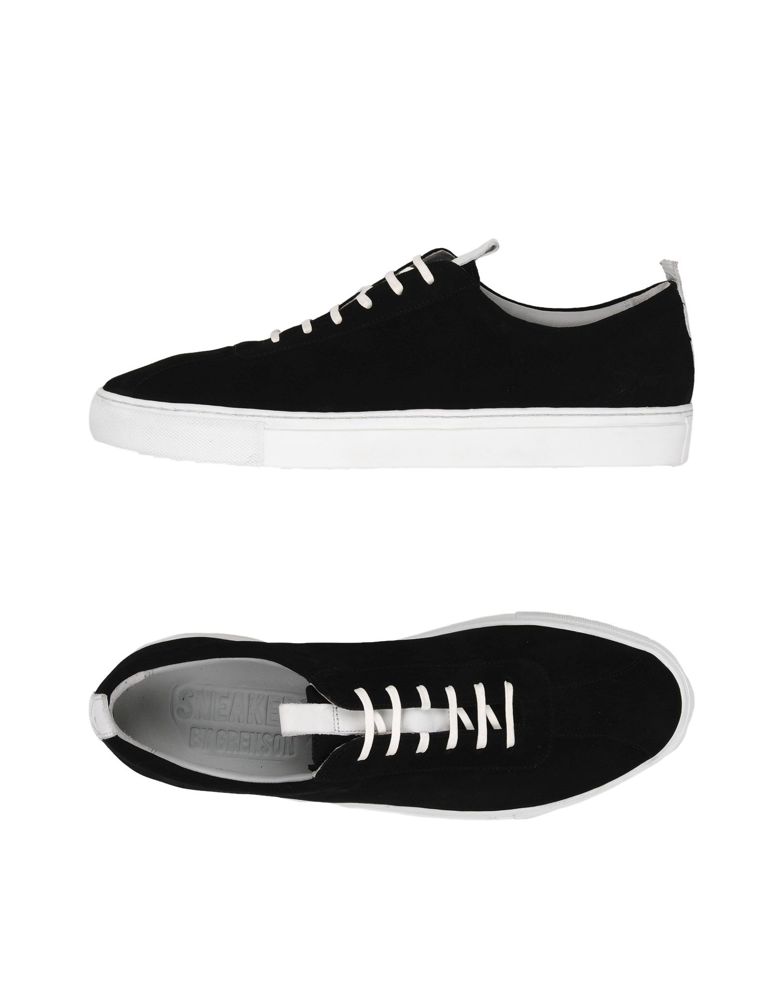 Sneakers Grenson G Sneaker 1 Black - Uomo - Acquista online su