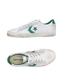 Contre Converse Cuir Pro Cuir Bracelet Vulc Bas-tops Et Chaussures De Sport afjcUGl5