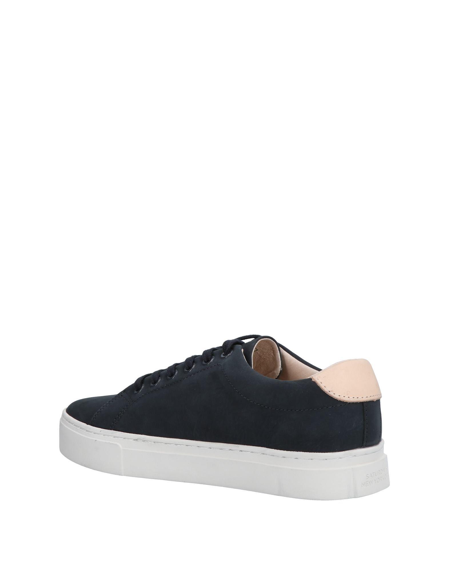 Rabatt echte Schuhe Saturdays New York City Sneakers Herren  11449701MX