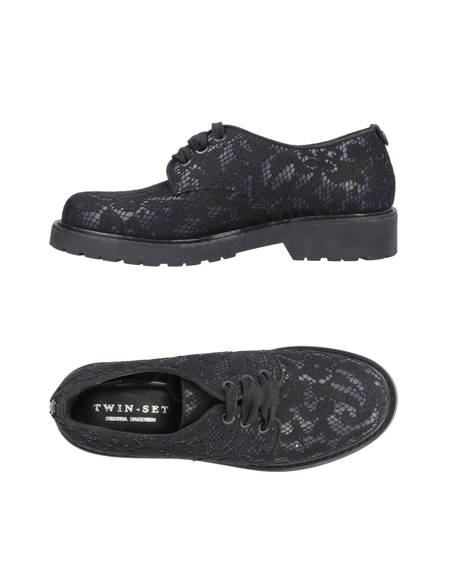 Chaussures À Lacets Twin-Set Simona Barbieri Femme - Chaussures À Lacets Twin-Set Simona Barbieri sur