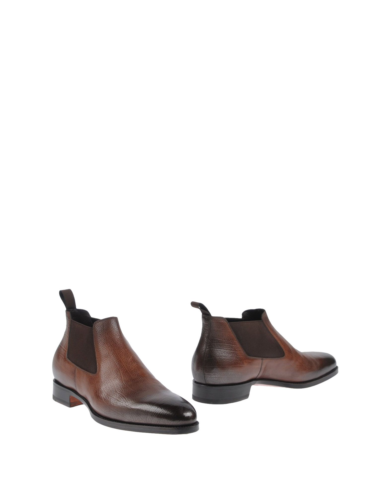 Santoni Stiefelette Herren    11449708CR Heiße Schuhe a42a88