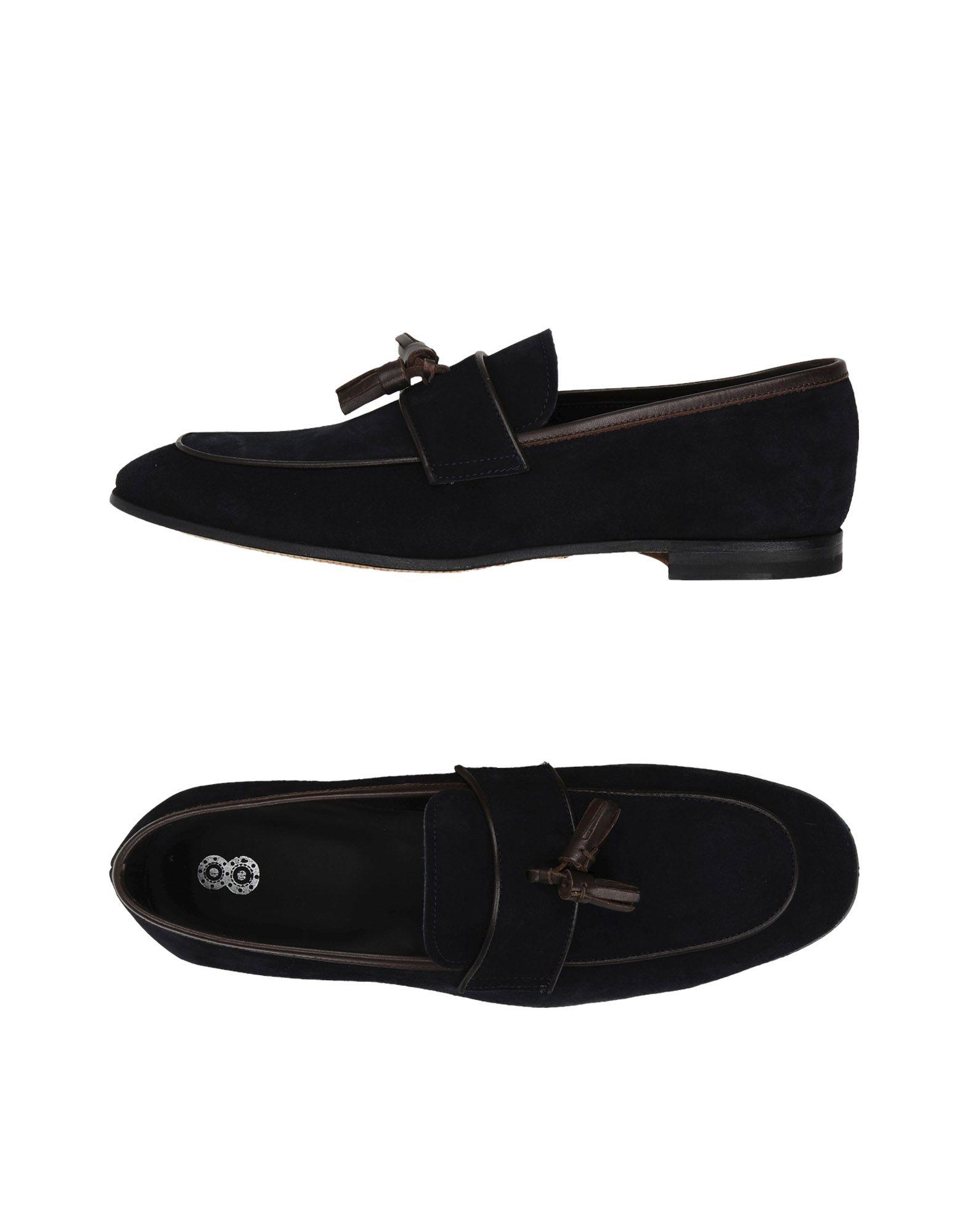 Rabatt echte Schuhe 8 Mokassins Herren  11449781EI