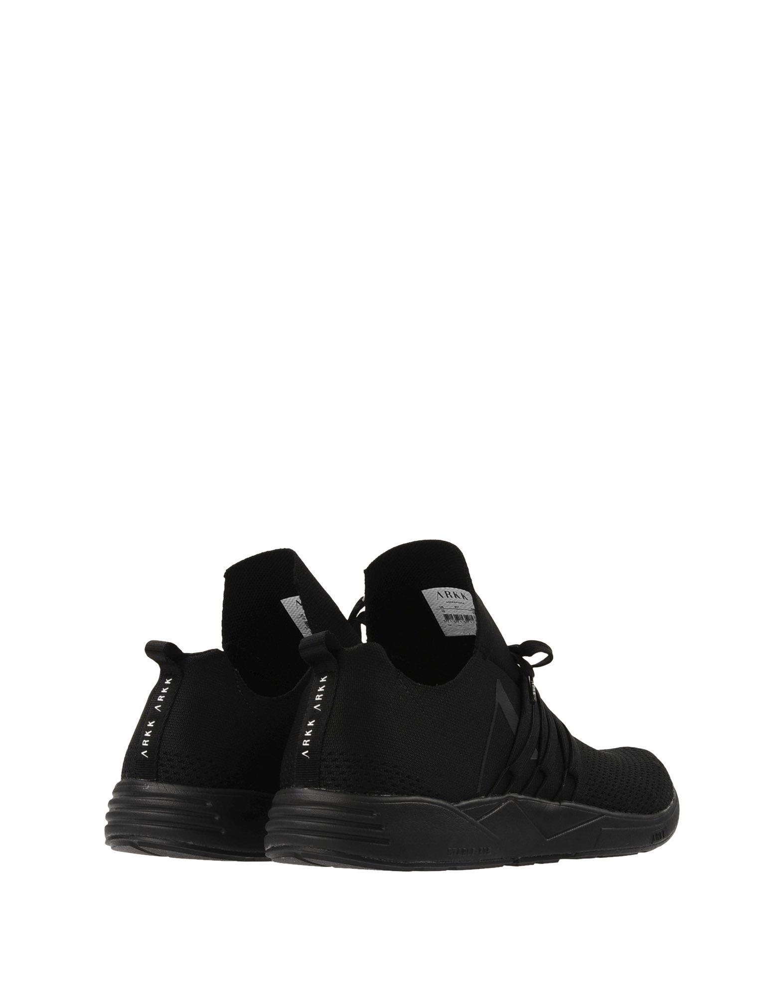 Sneakers Arkk Copenhagen Raven Fg 2.0 S-E15 Triple Black - Homme - Sneakers Arkk Copenhagen sur