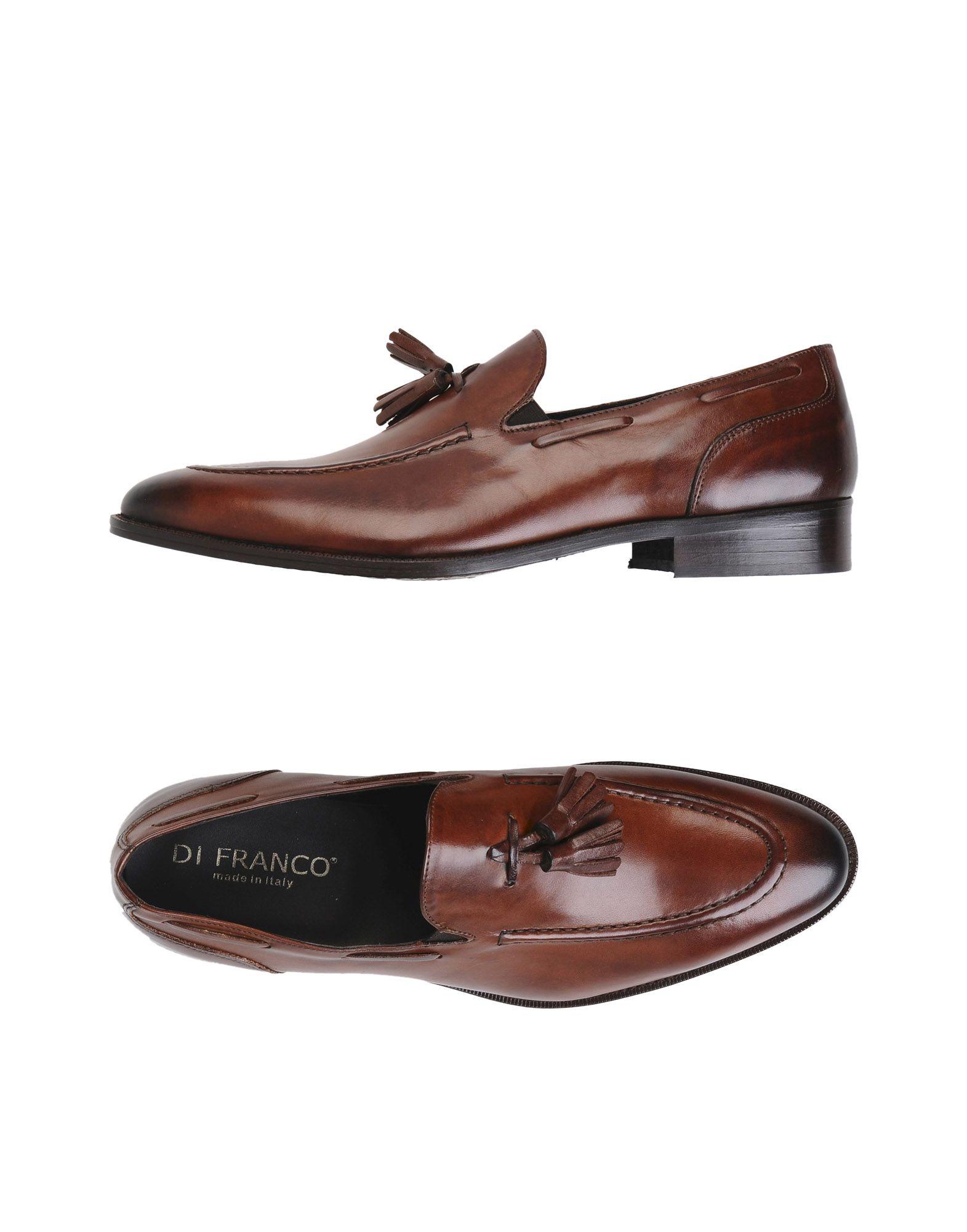 Rabatt echte Schuhe Di Franco Mokassins Herren  11449821IN