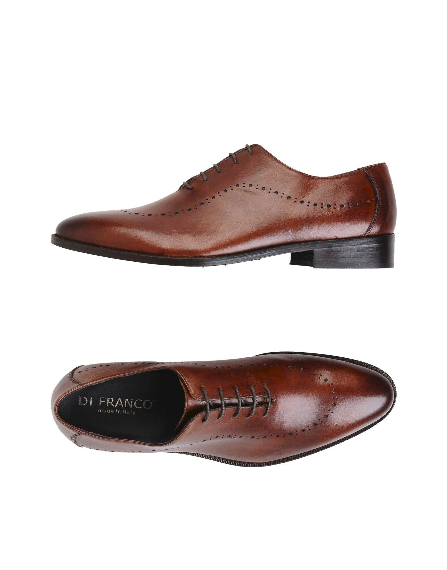 Rabatt echte Schuhe Di Franco Schnürschuhe Herren  11449839IC