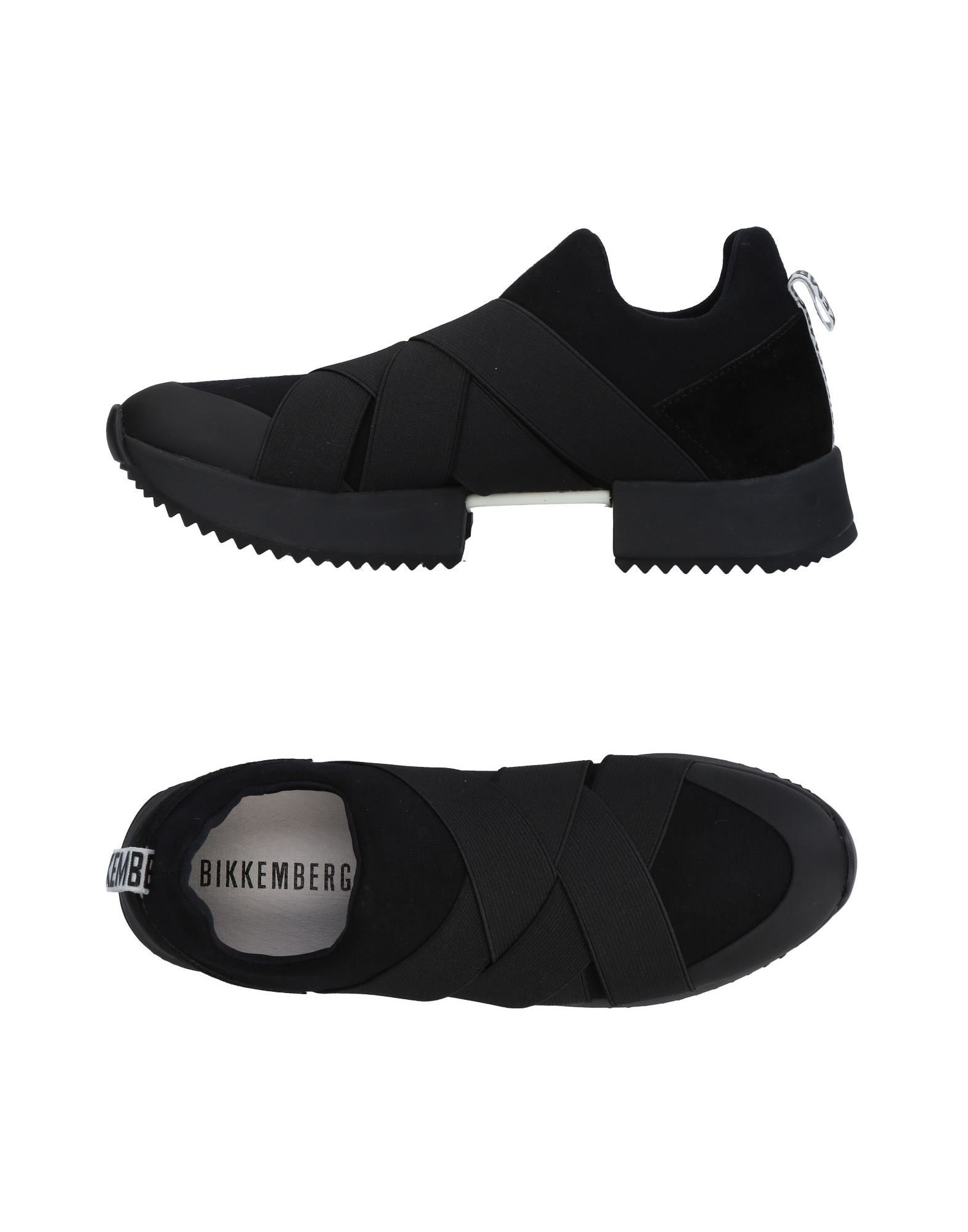 Haltbare Mode billige Schuhe Bikkembergs Sneakers Damen  11449855PU Heiße Schuhe