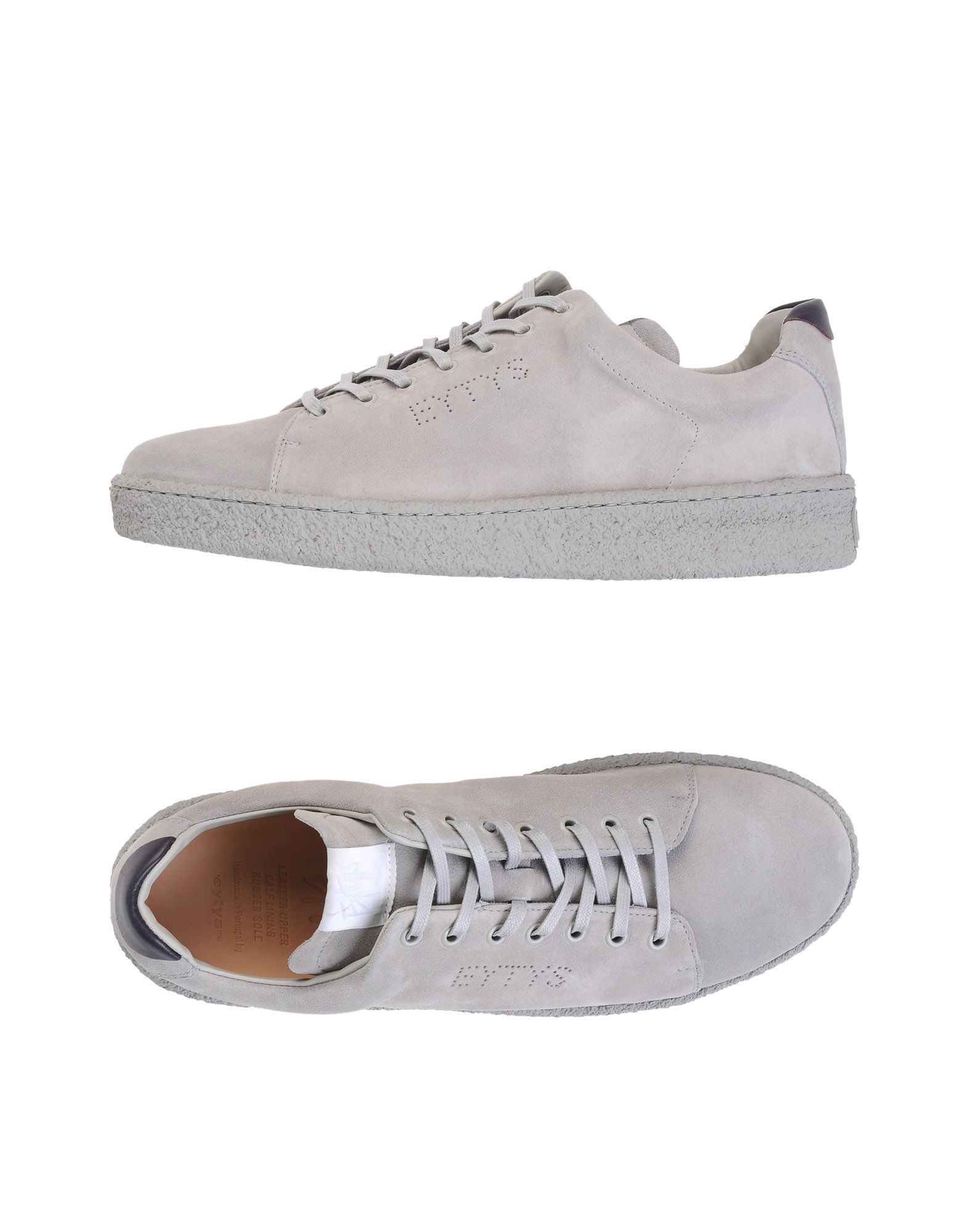 Sneakers Eytys Homme - Sneakers Eytys  Gris clair Super rabais