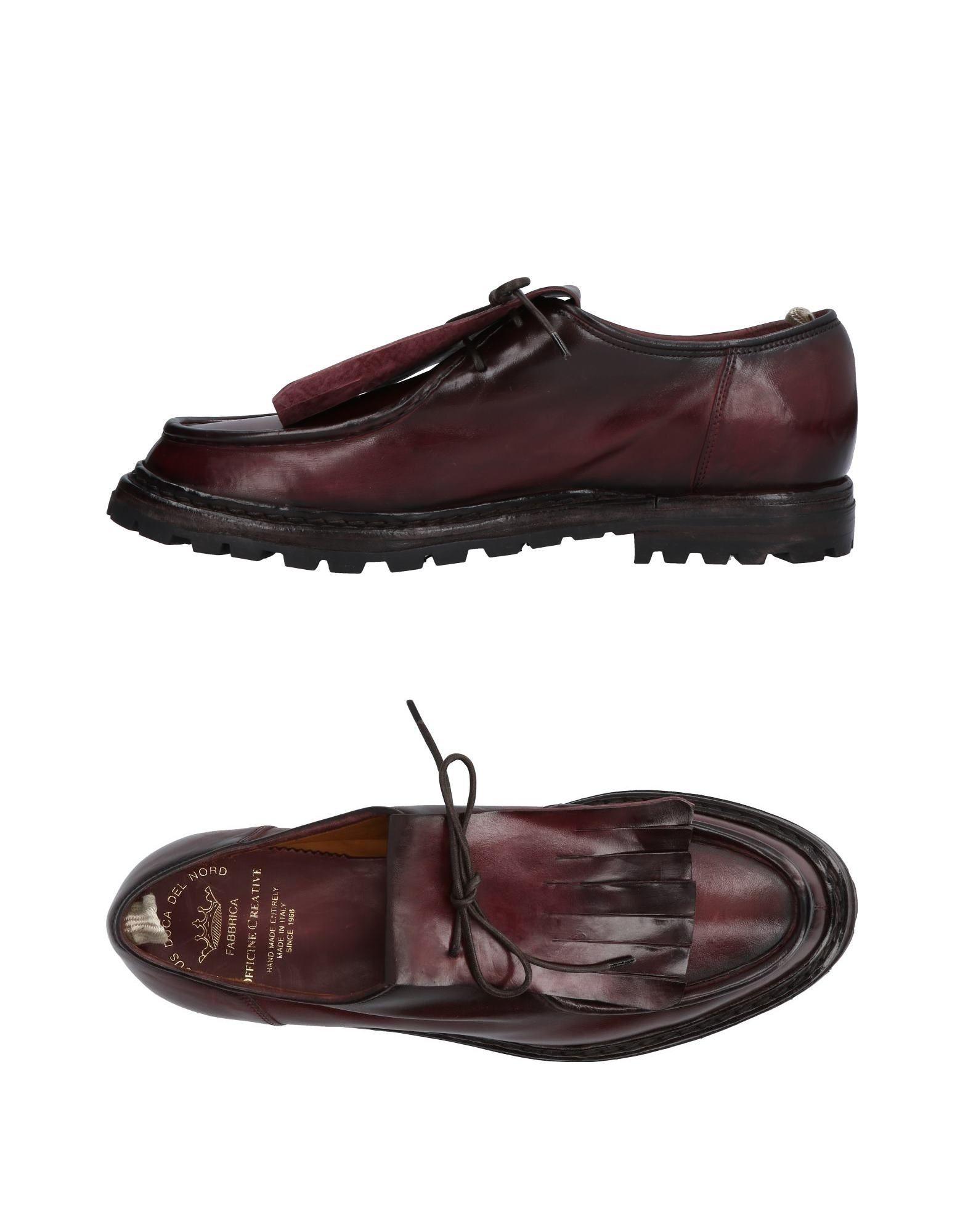 Officine Creative Italia Schnürschuhe Herren  11450036CX Gute Qualität beliebte Schuhe