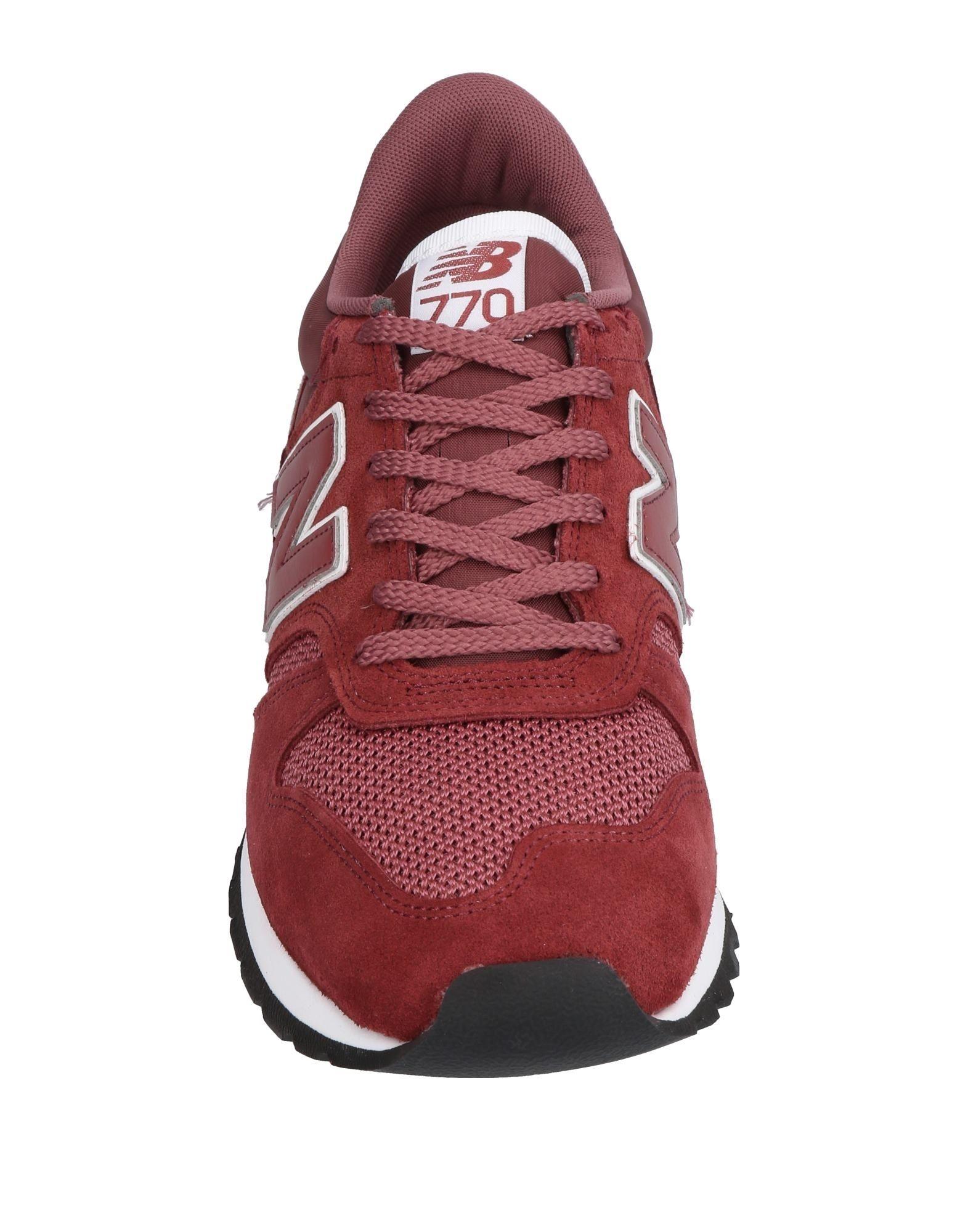 Rabatt echte Schuhe New Balance Sneakers Herren  11450080TJ