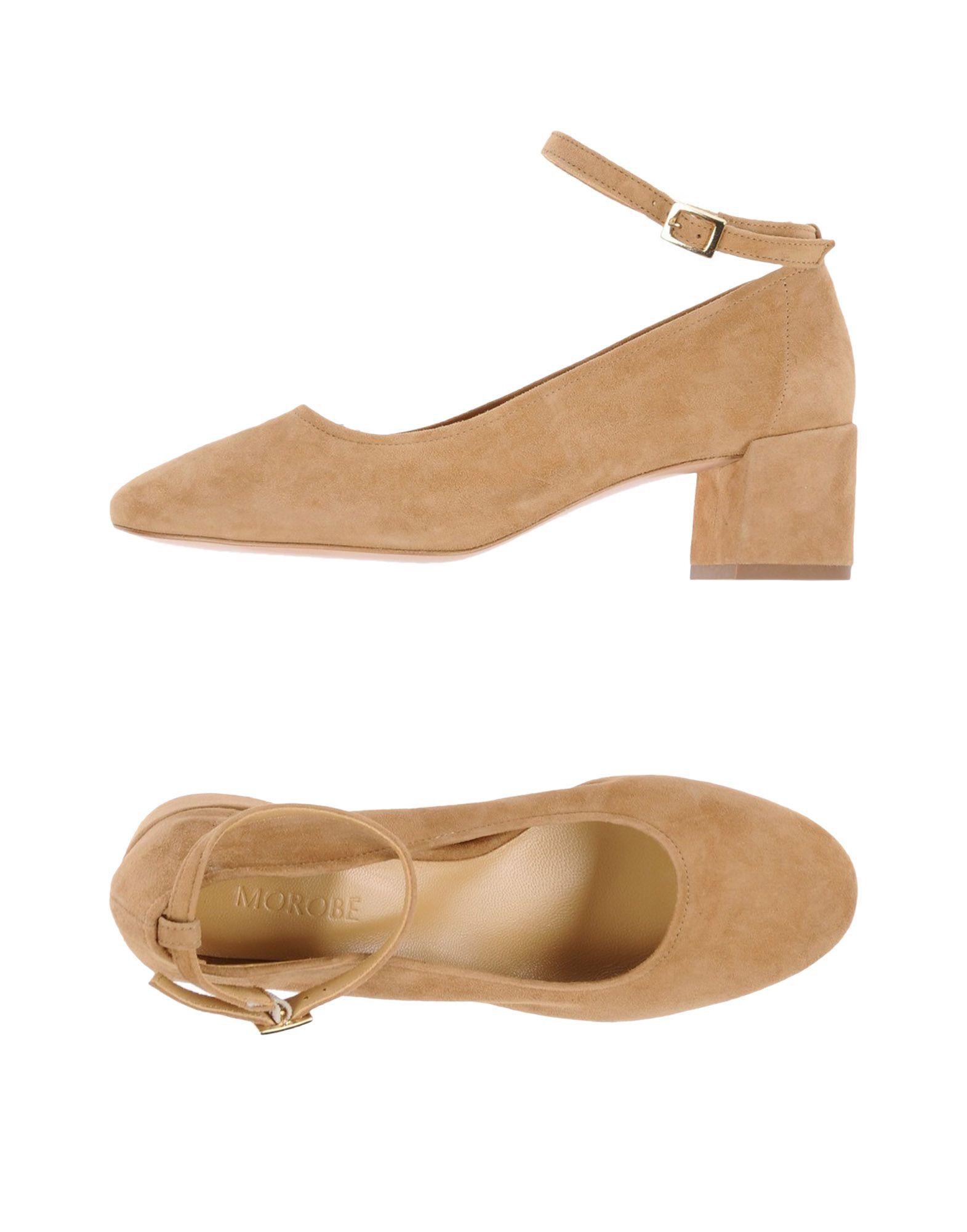 Günstige und modische Schuhe Morobē Pumps Damen  11450374NV