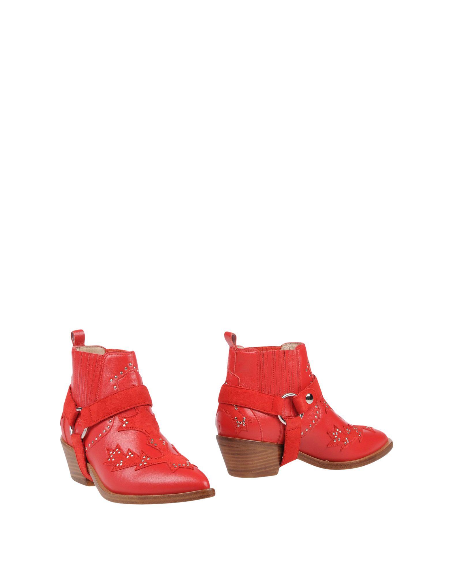 Morobē Stiefelette Damen  11450418QW Gute Qualität beliebte Schuhe