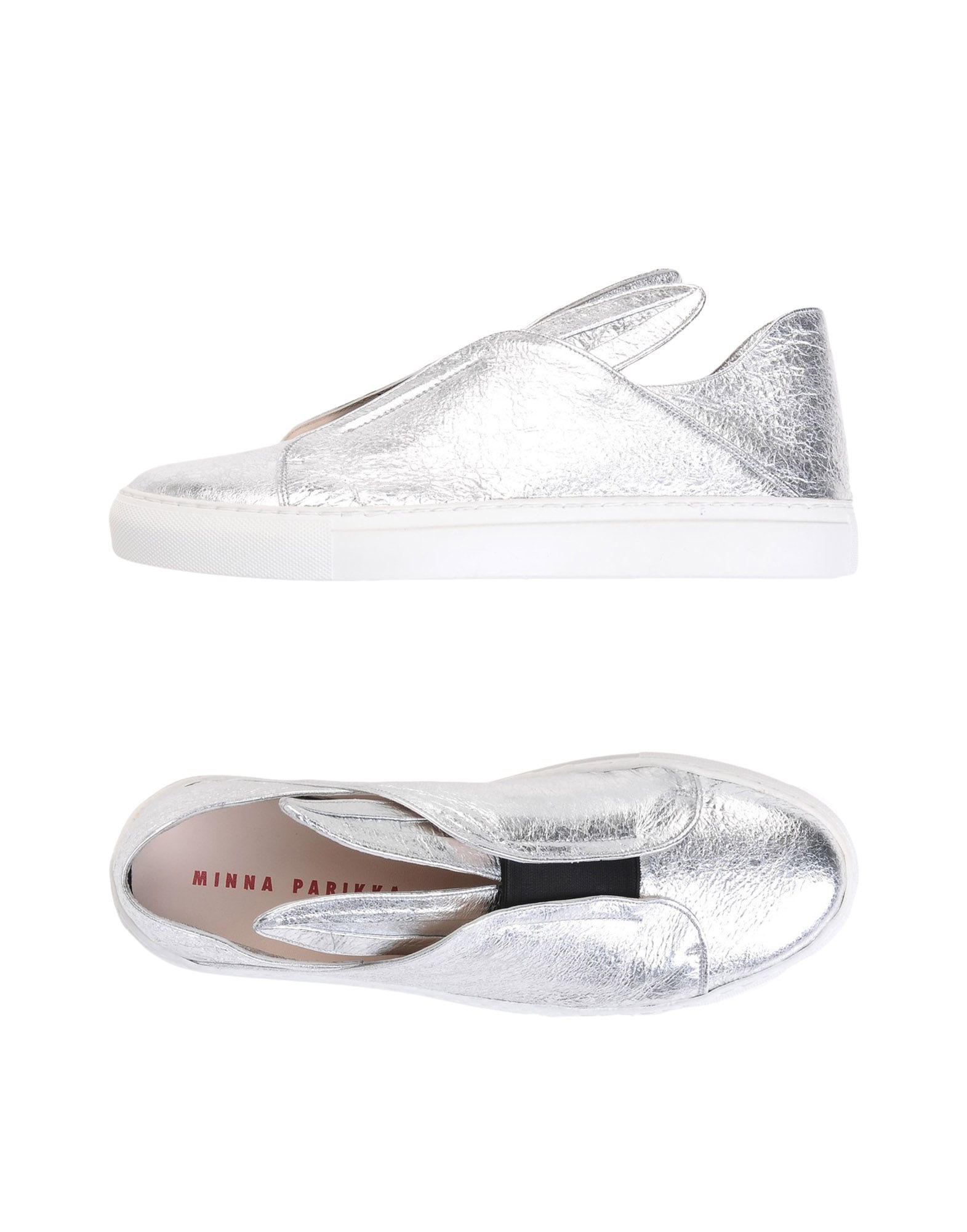 Sneakers Minna Parikka Doublet Low Top Sneaker With Collabsible Heel And Bunny Ears - Donna - Acquista online su