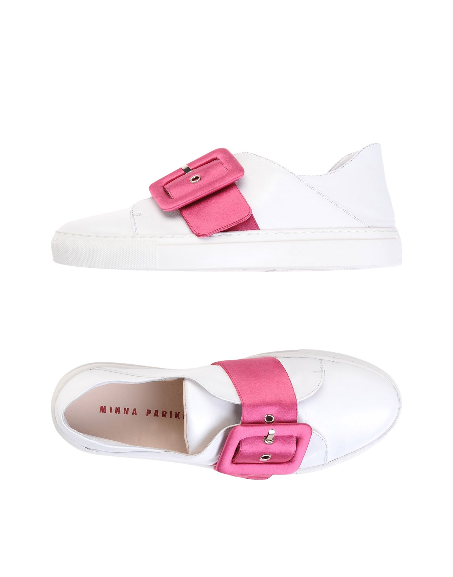 Sneakers Minna Parikka Royal Low Top Sneaker With Satin Buckle - Donna - Acquista online su