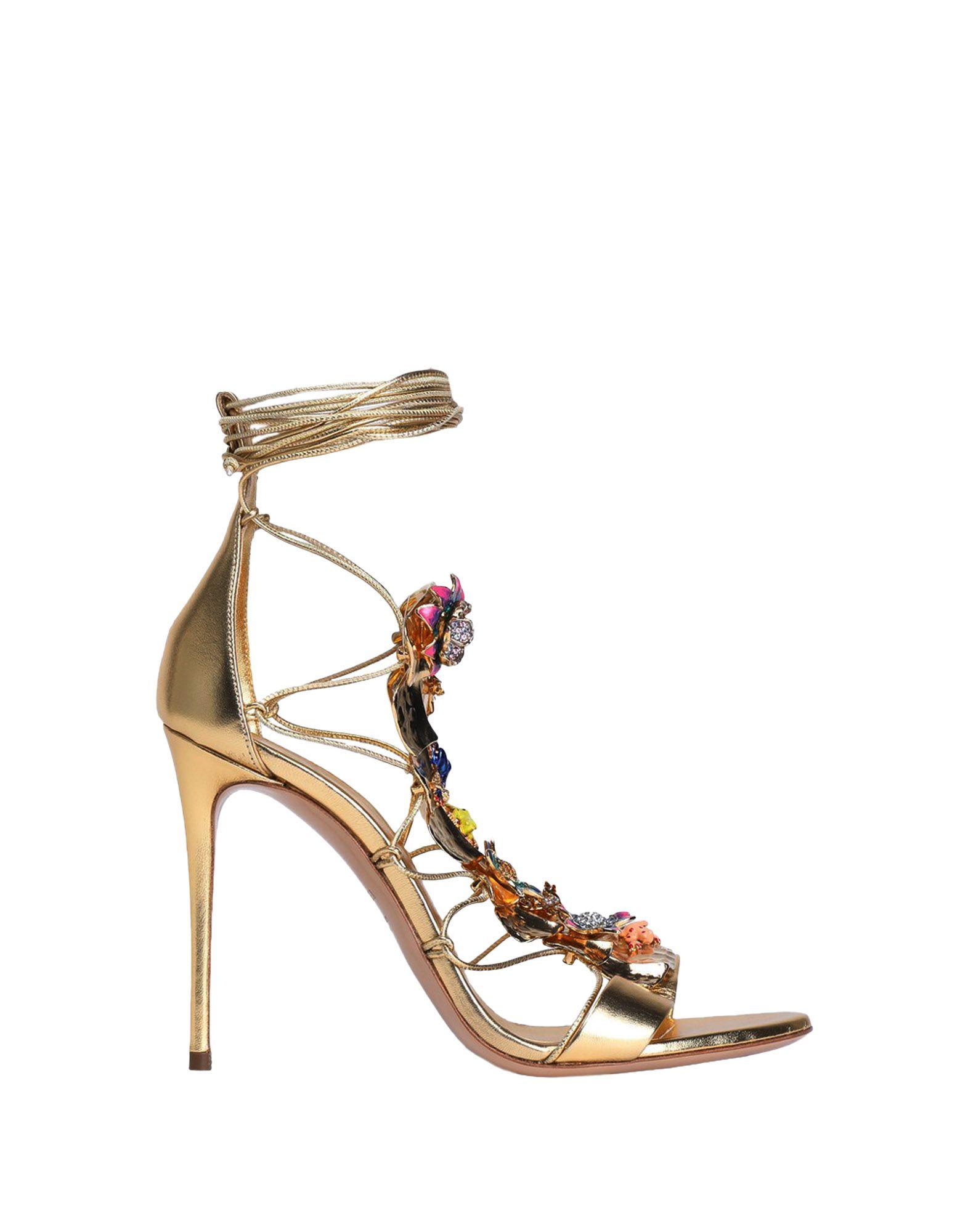 Casadei Sandalen Damen  11450449AIGünstige gut aussehende Schuhe