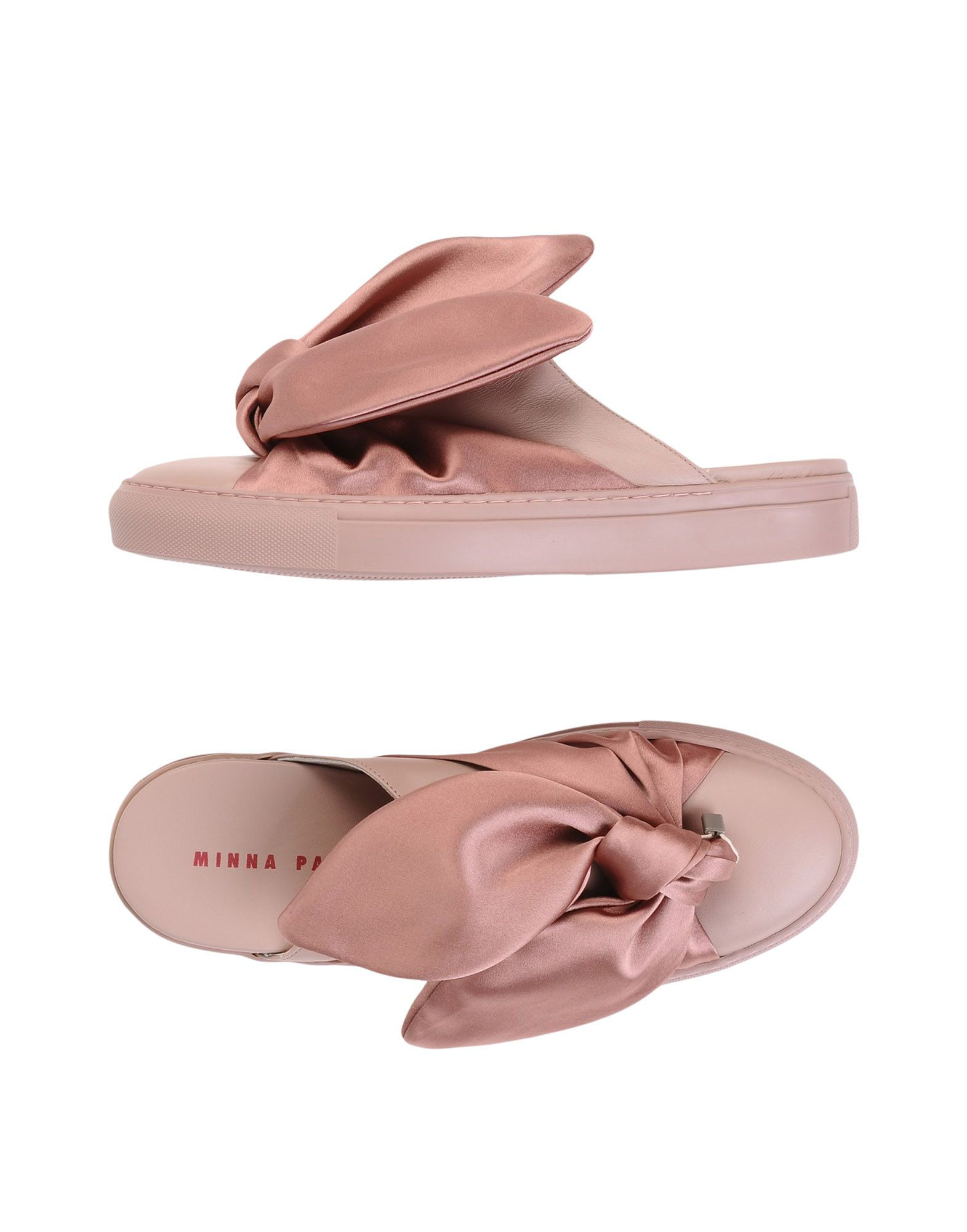 Minna Parikka Baronet Slip On Sneaker With Satin Ears  11450452XQ Heiße Schuhe