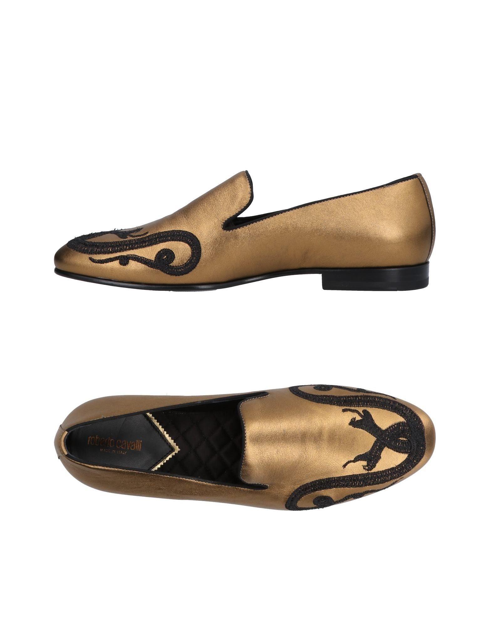 Roberto Cavalli Mokassins Herren  11450454BX Neue Schuhe