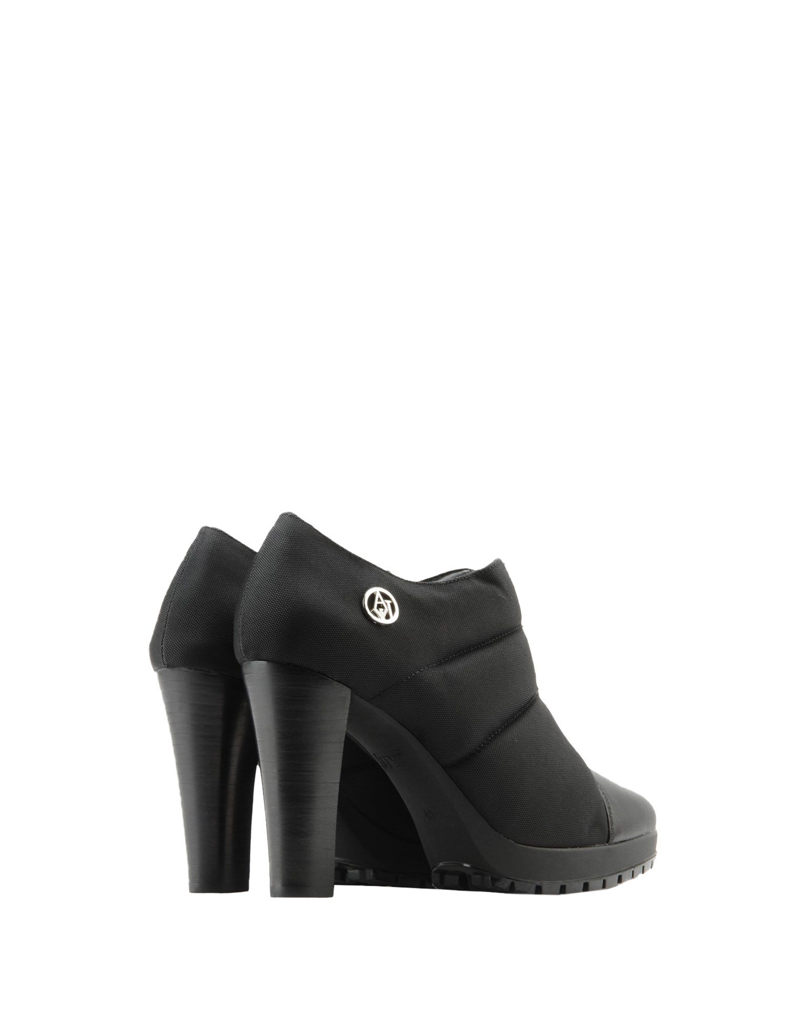 Stilvolle Jeans billige Schuhe Armani Jeans Stilvolle Stiefelette Damen  11450508BO 6edde4