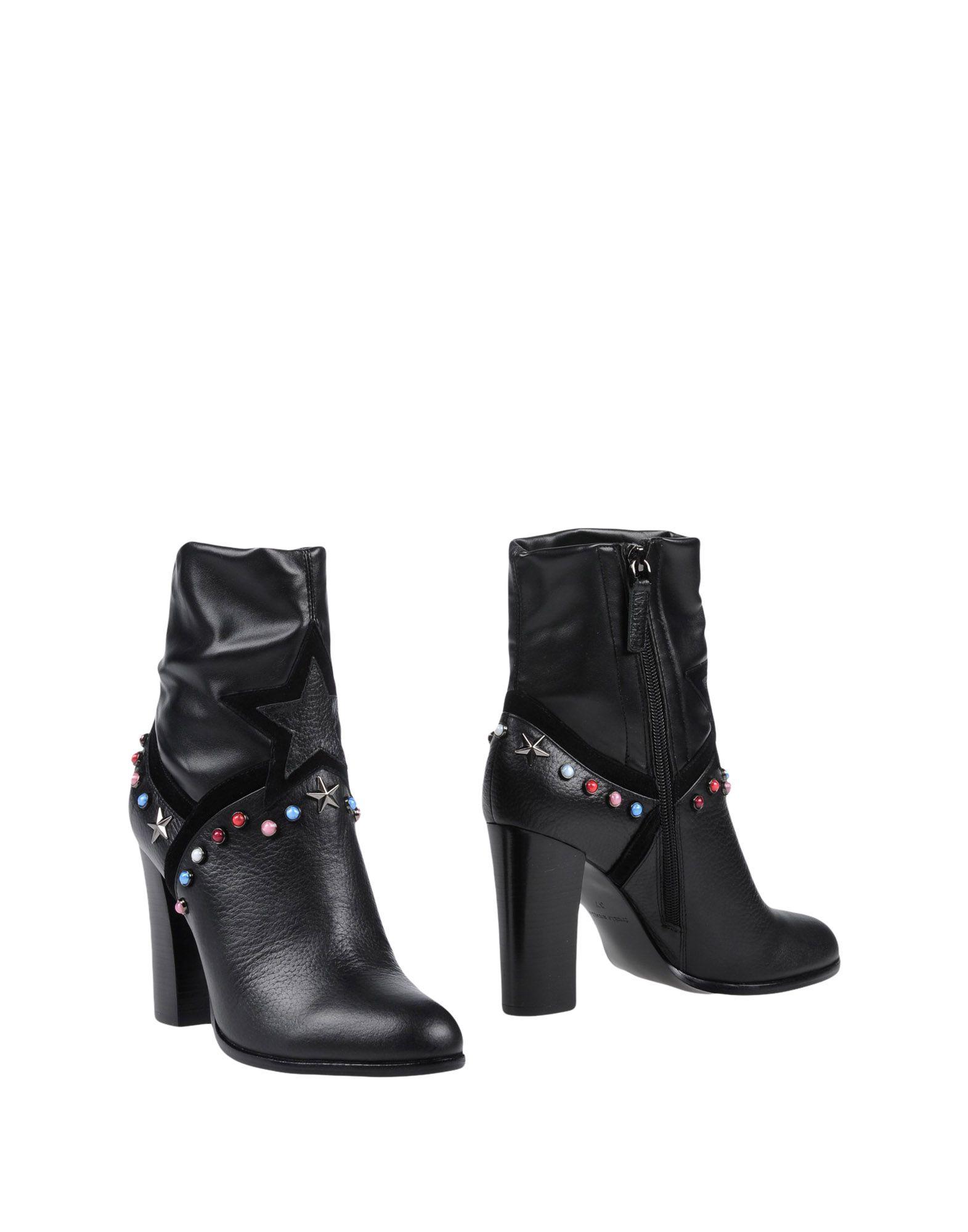 Frankie Morello Stiefelette Damen Schuhe  11450524MSGut aussehende strapazierfähige Schuhe Damen 37290f